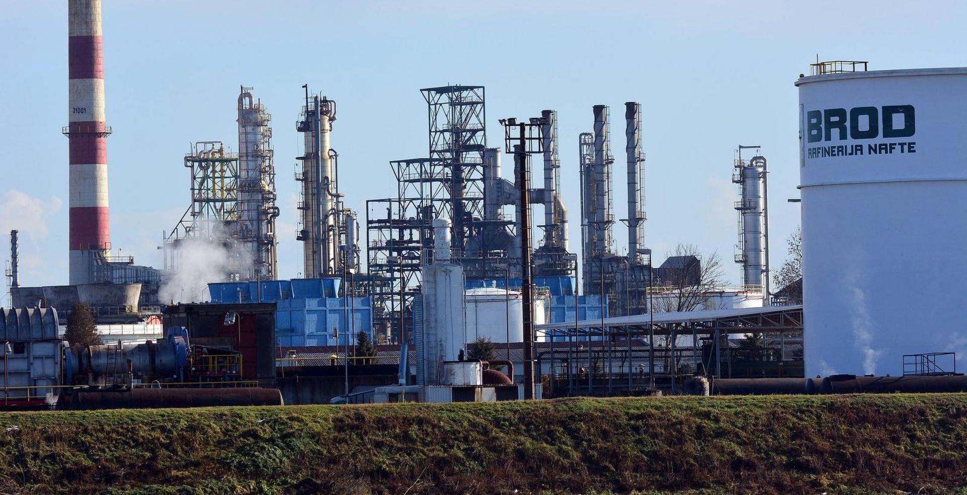 """OPTIMA GRUPA """"Eksplozija u rafineriji nije prouzročila onečišćenje zraka"""""""