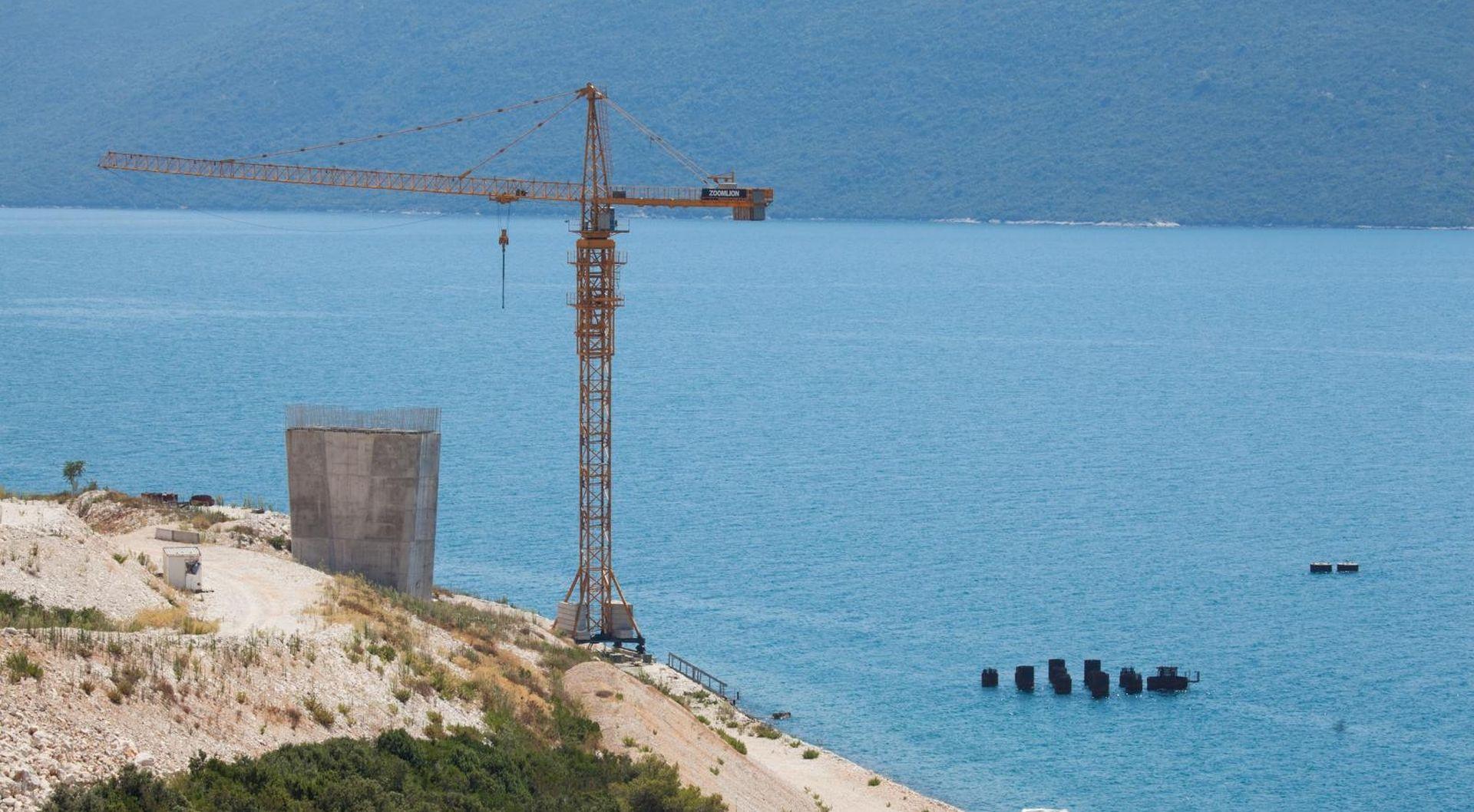 EK 'Pelješki most će biti izgrađen bez obzira na prijetnju tužbom'