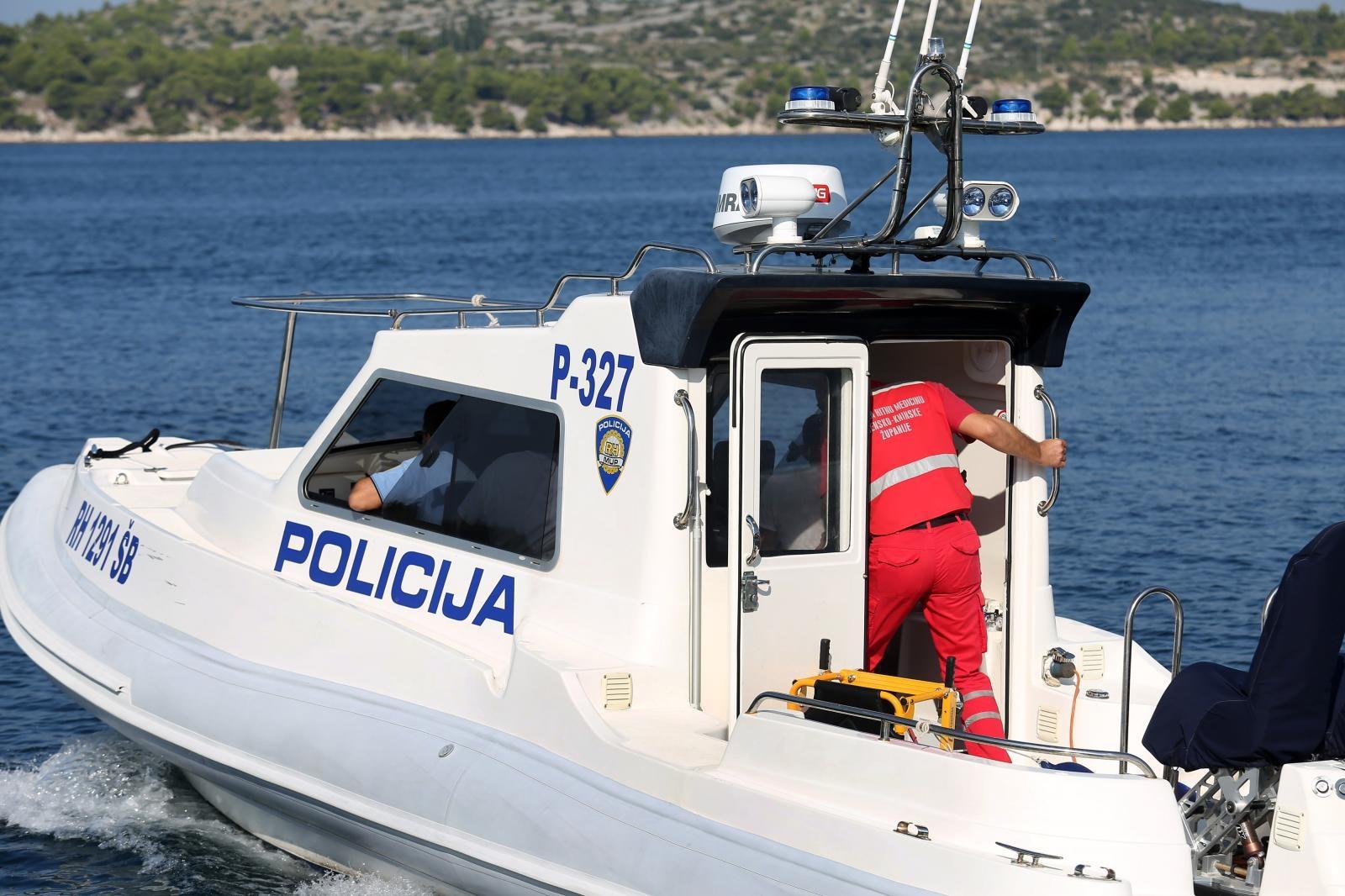 Kod otoka Ugljana pronađeno tijelo još jedne žene