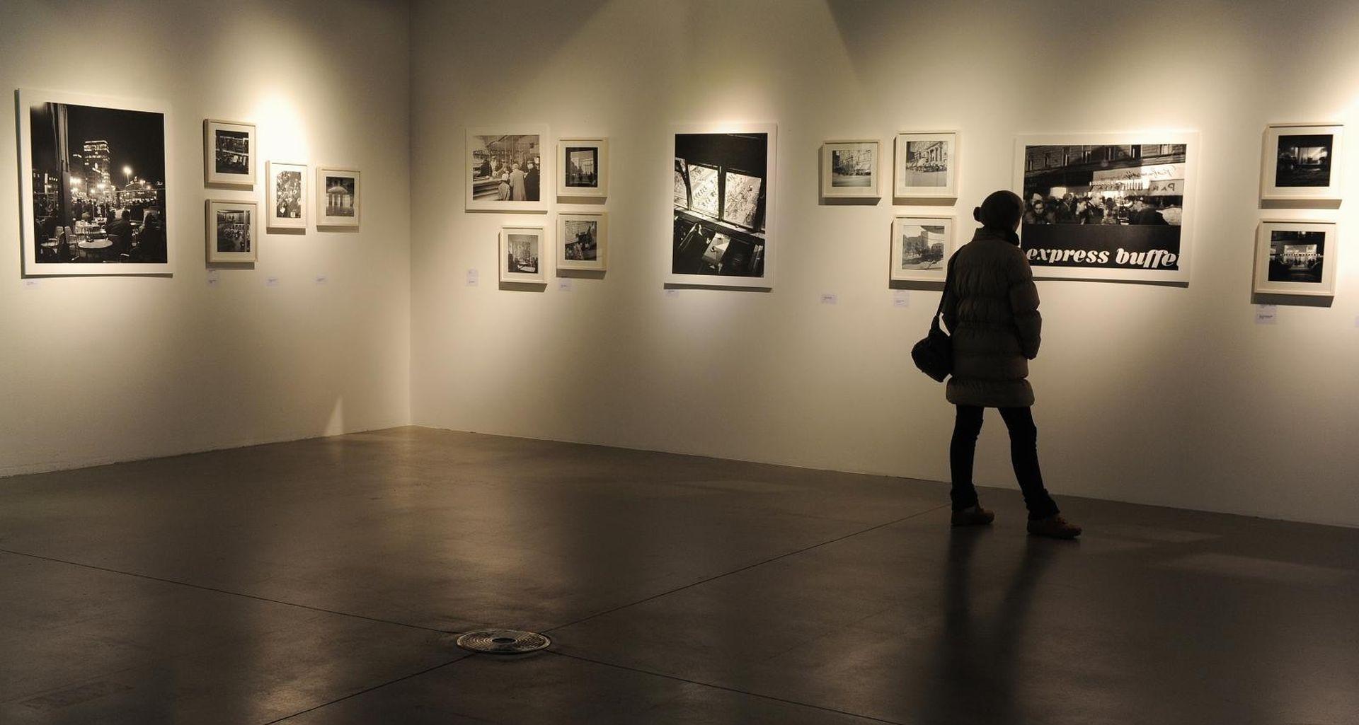 Izložba industrijske fotografije Toše Dabca u MSU
