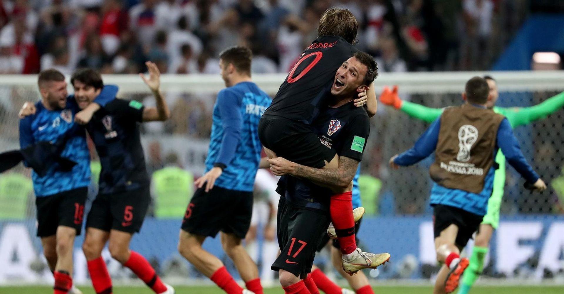 'Vatrenima' drama na Lužnikiju i Wembleyju, Englezi bolji ukupno
