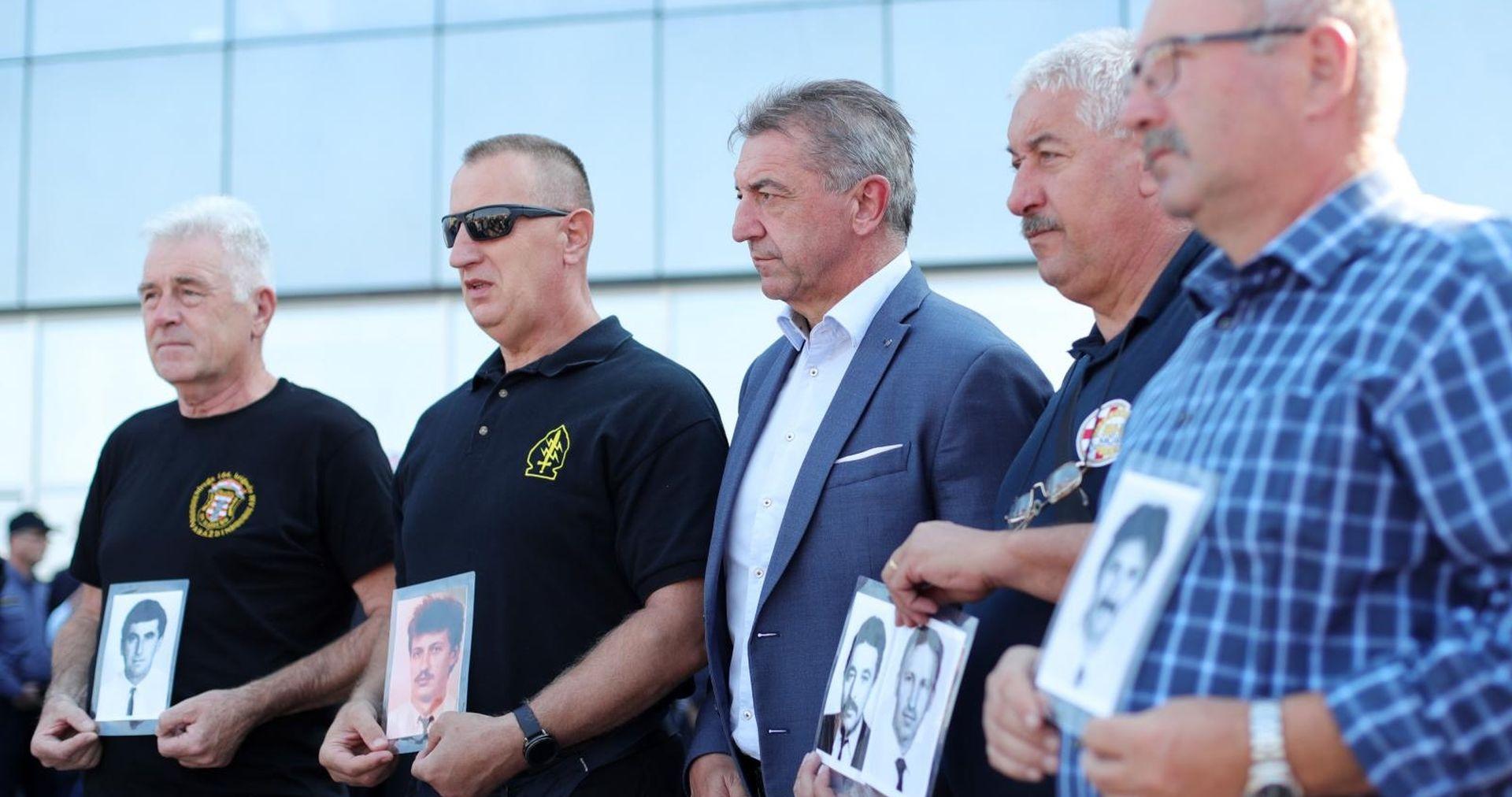 """MILINOVIĆ """"Danas je svima bilo mjesto ovdje u Vukovaru"""""""