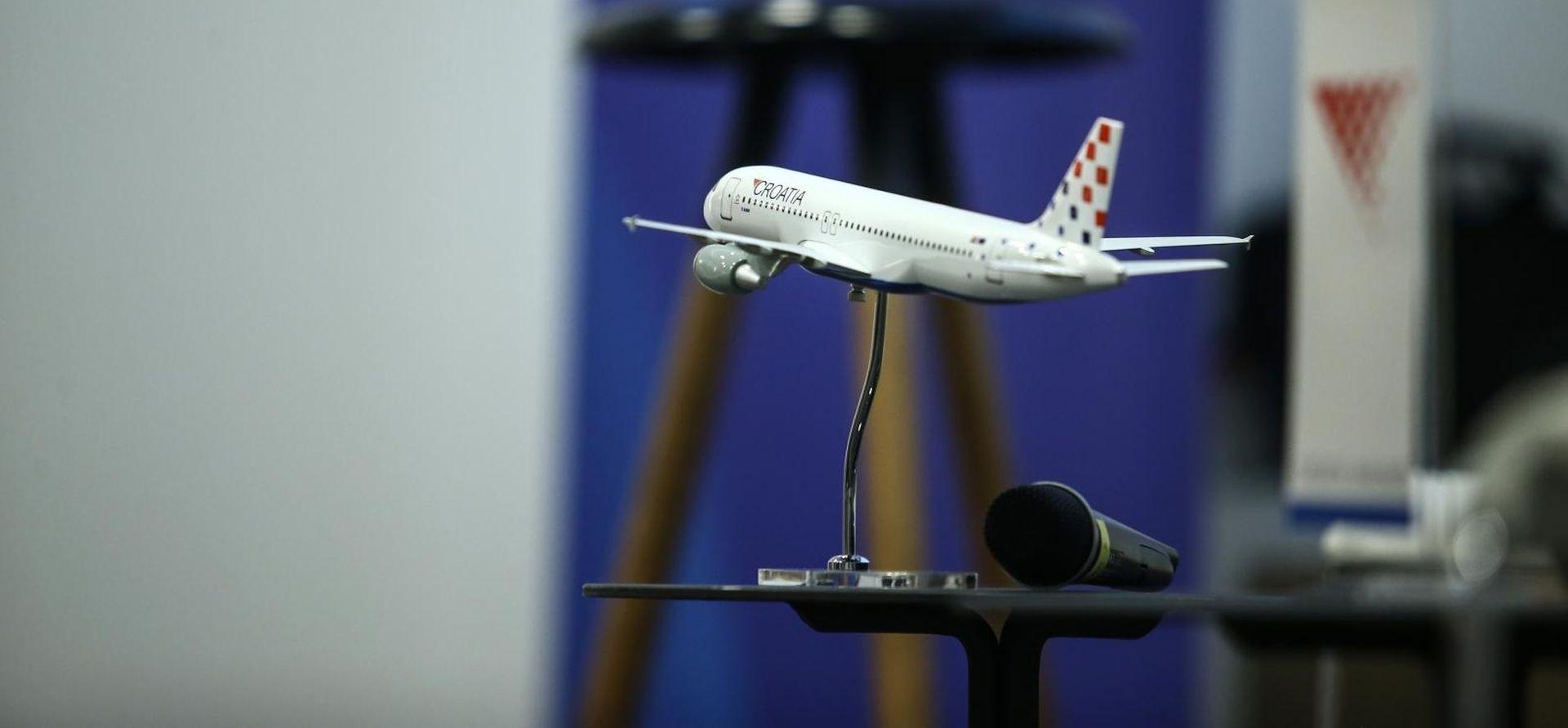 Croatia Airlines smanjio gubitak