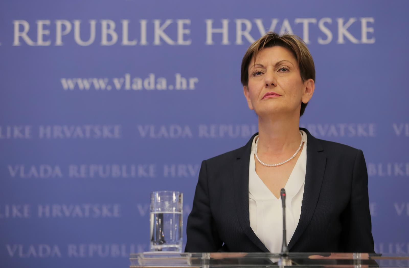 DALIĆ 'Nikada u Vladi nije postojala tajna skupina ili urota, to je izmislio Todorić'