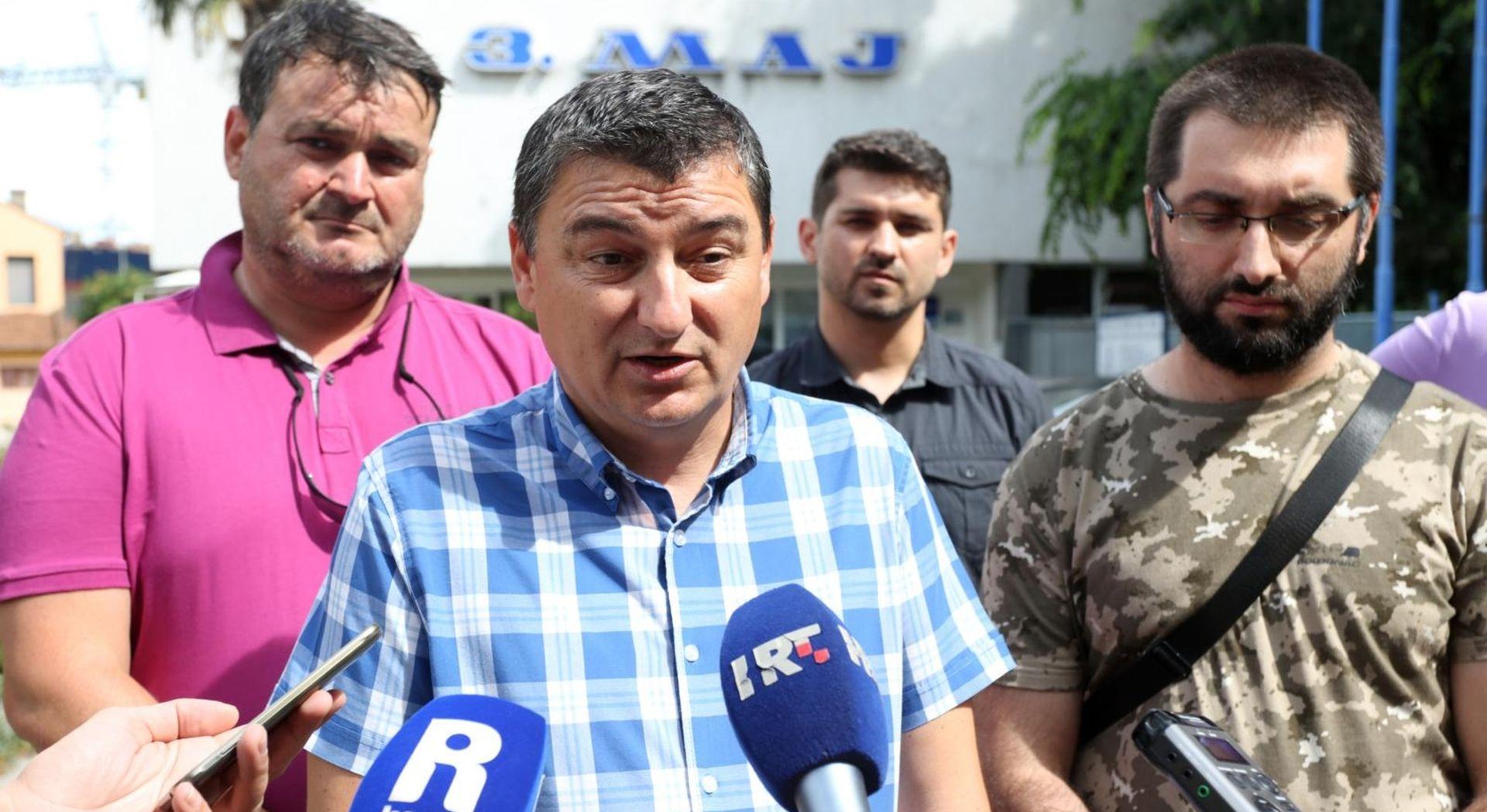 ŠOLJIĆ 'Uprava se nije potrudila zadržati ugovore'