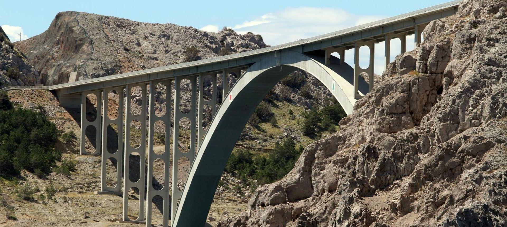 Institutu IGH projekt sanacije konstrukcije Krčkog mosta
