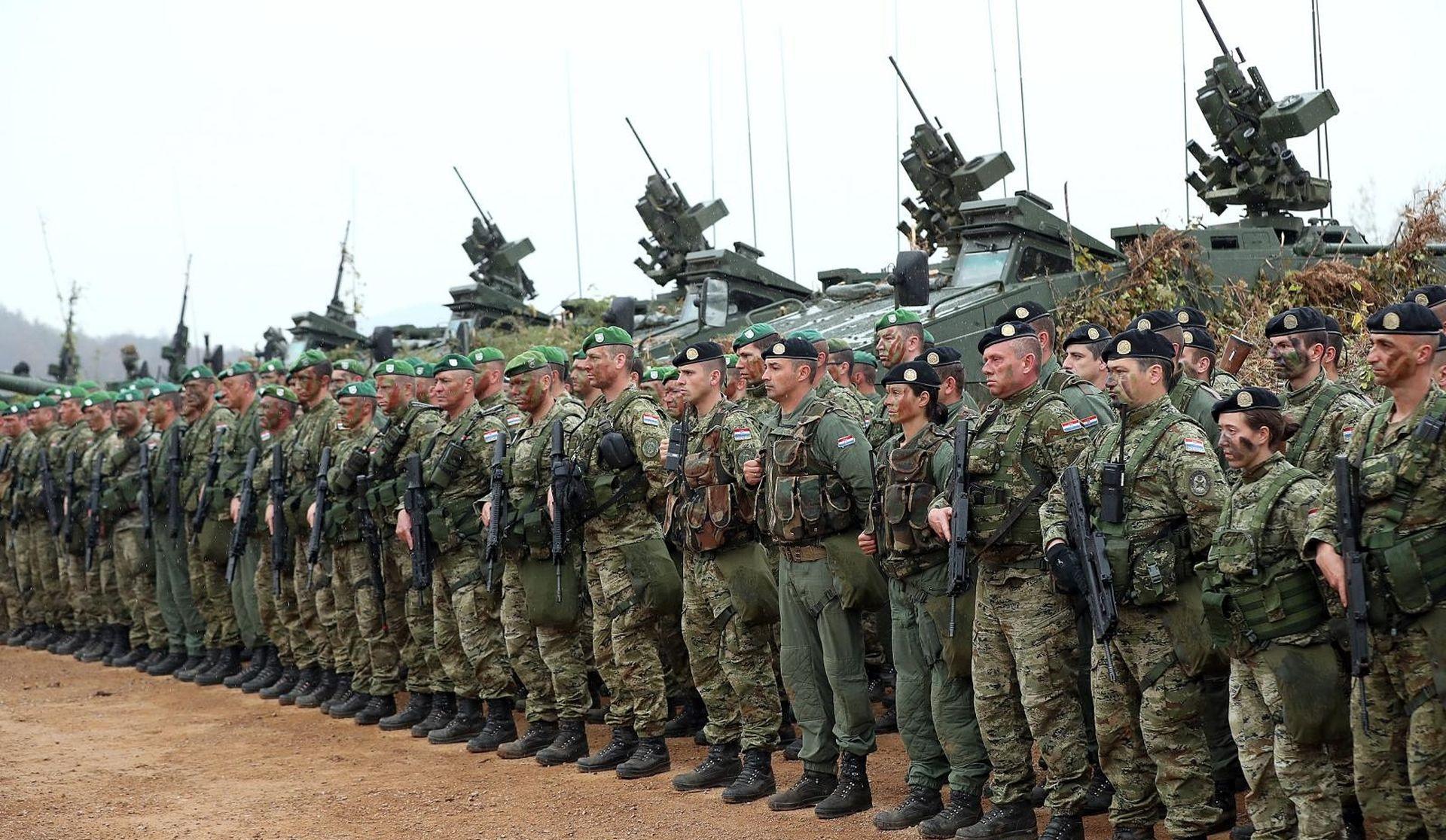 MORH objavljuje troškove vojne vježbe Velebit 18