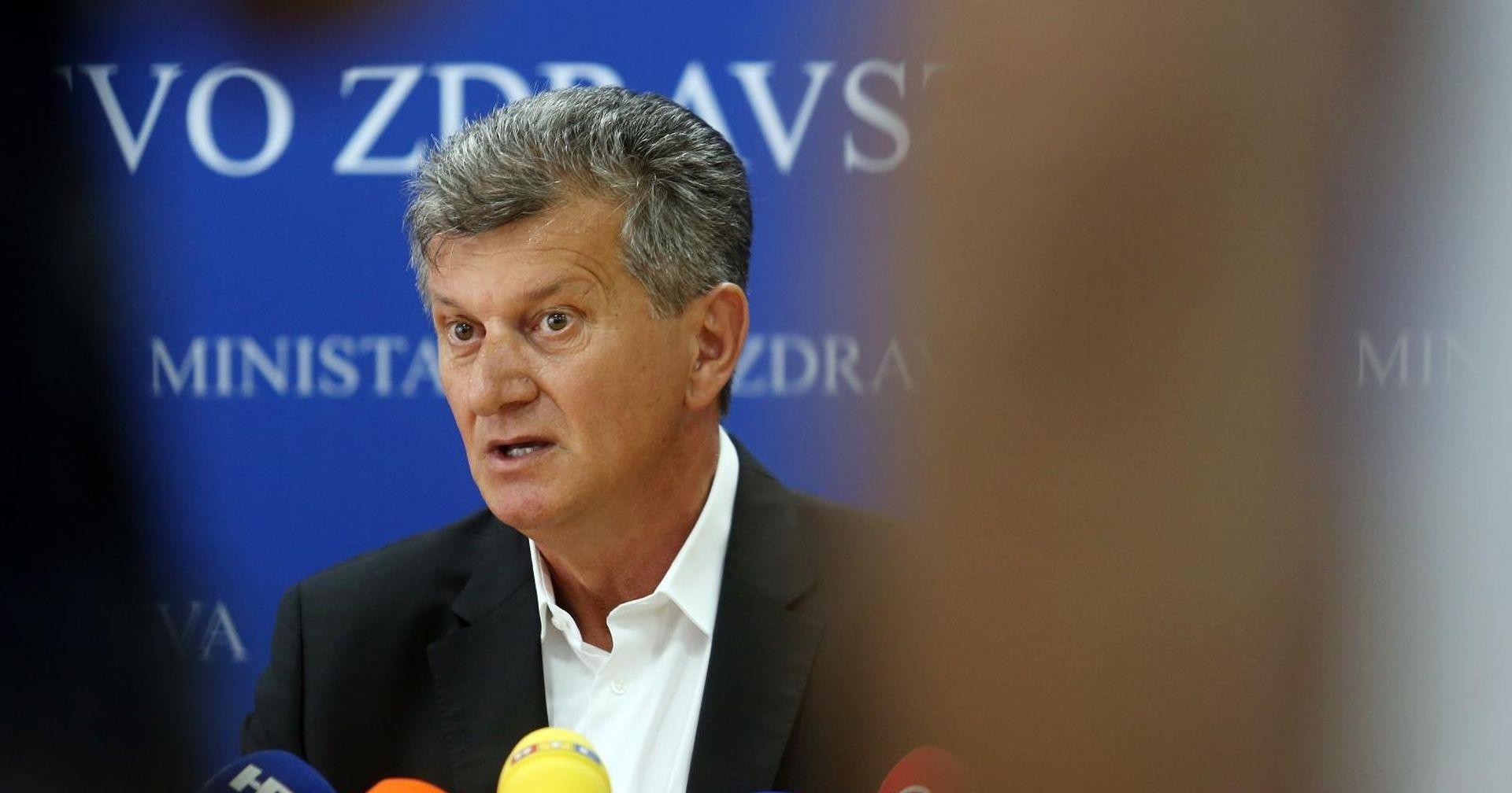 Kujundžić najavio inspekcije bolnica i ordinacija