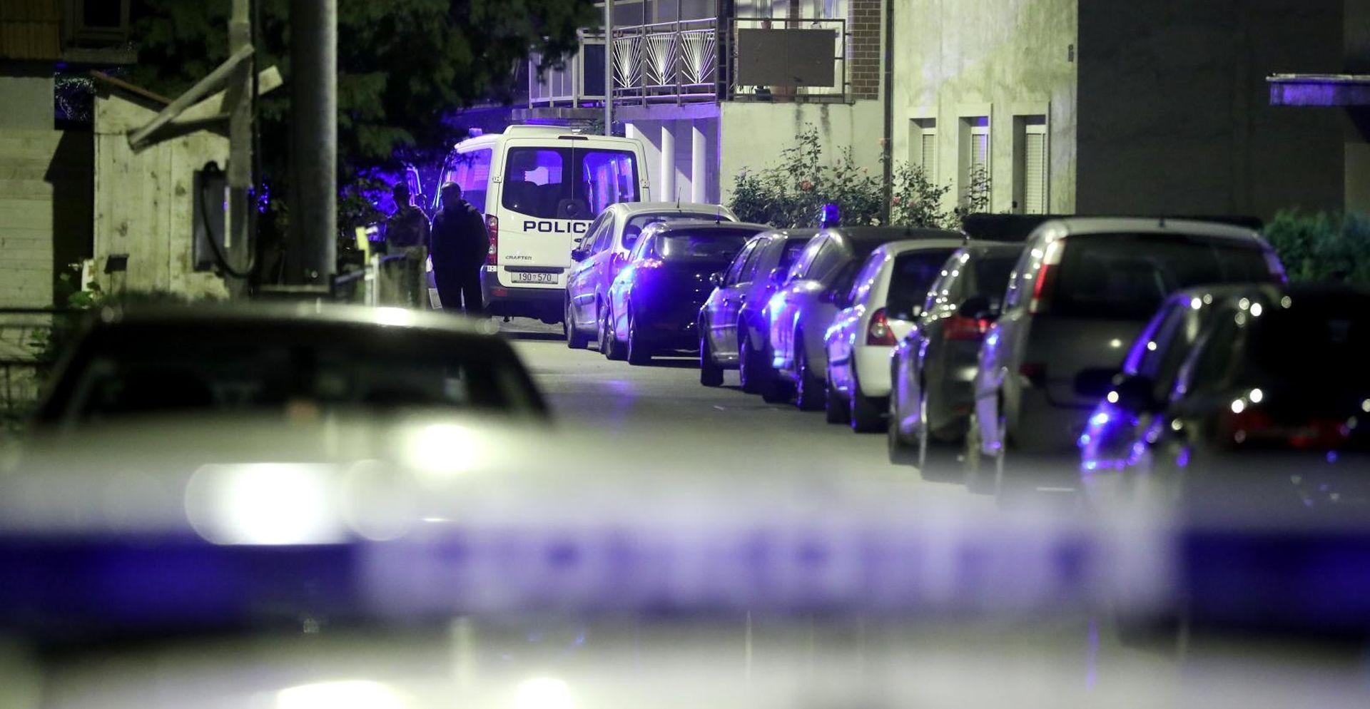 """PUCNJAVA U ZAGREBU """"Radi se o sukobu u narko miljeu"""""""