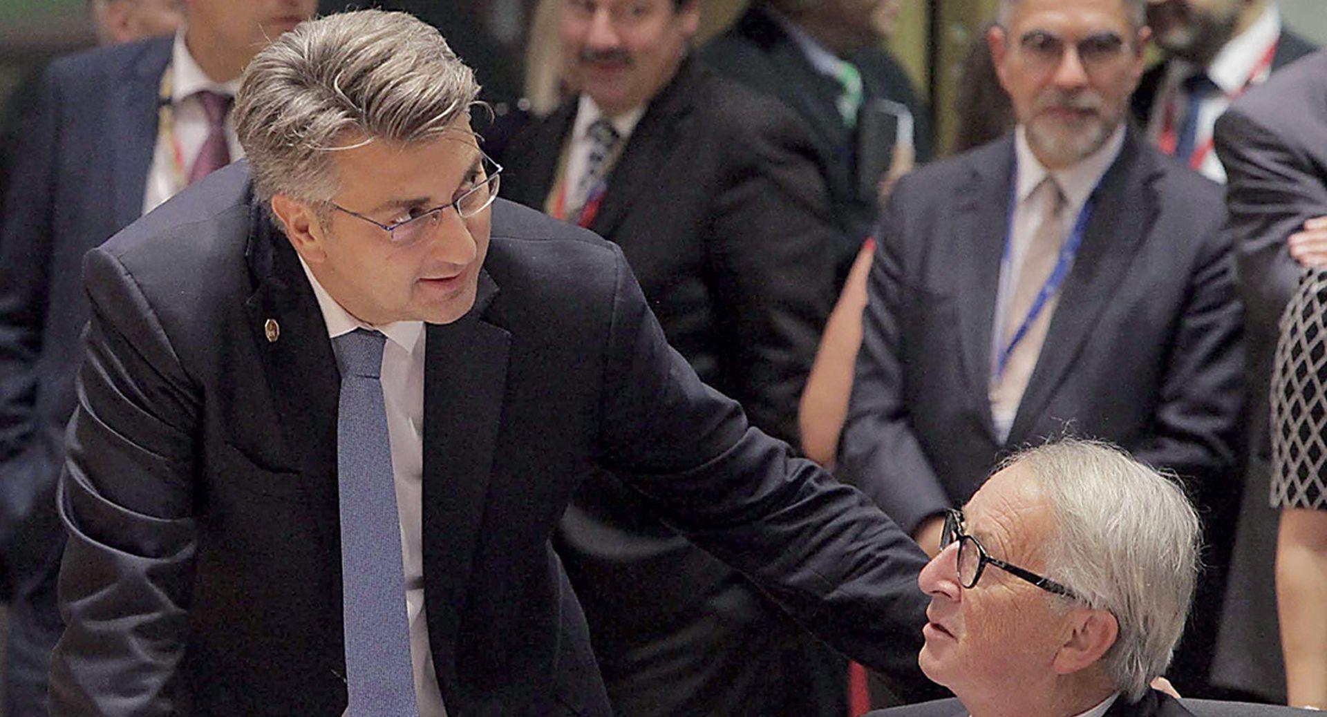 Plenković i ne razmišlja o nastavku karijere u Bruxellesu