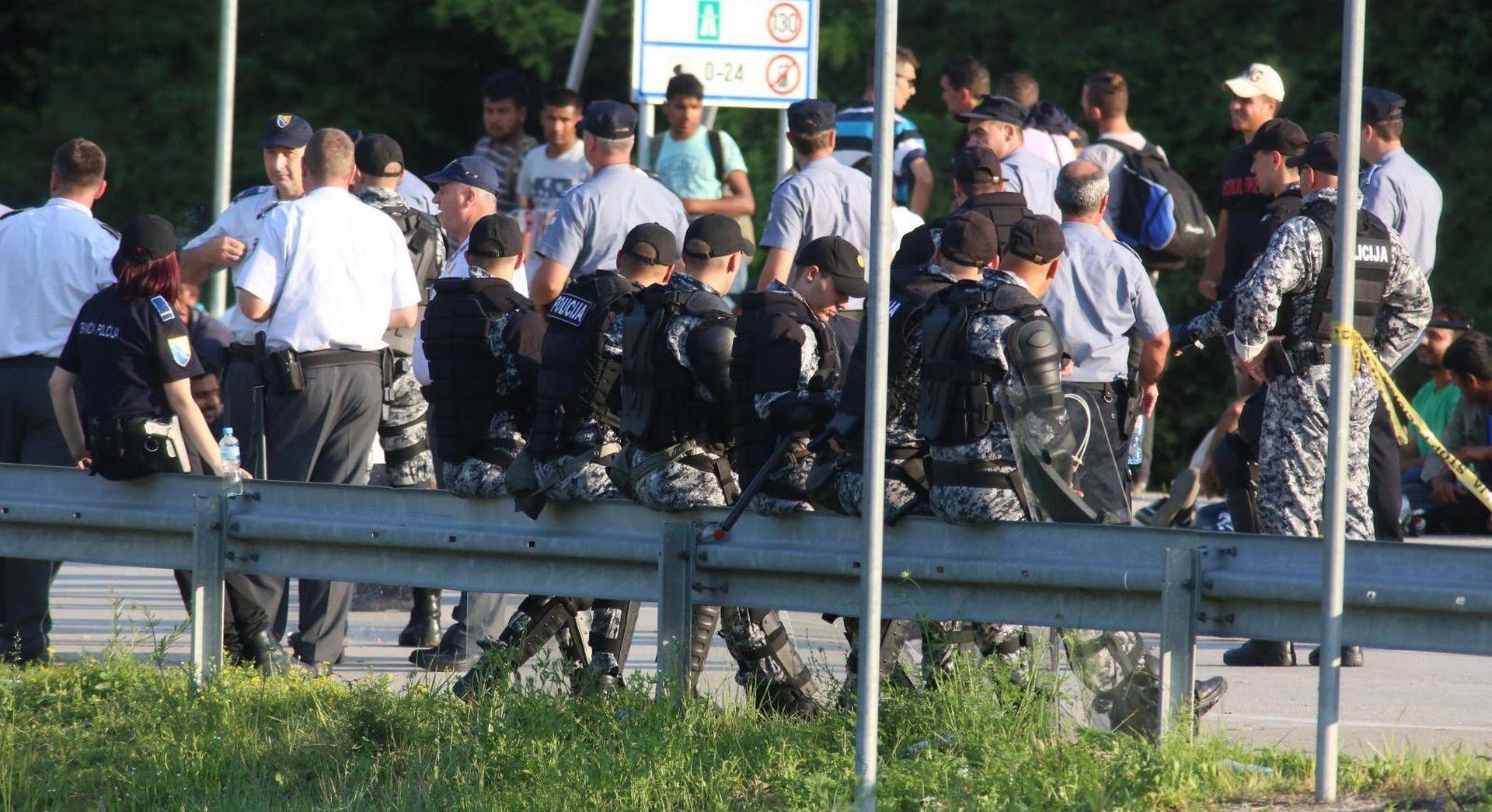 VE traži da Hrvatska zaustavi policijsko nasilje nad migrantima