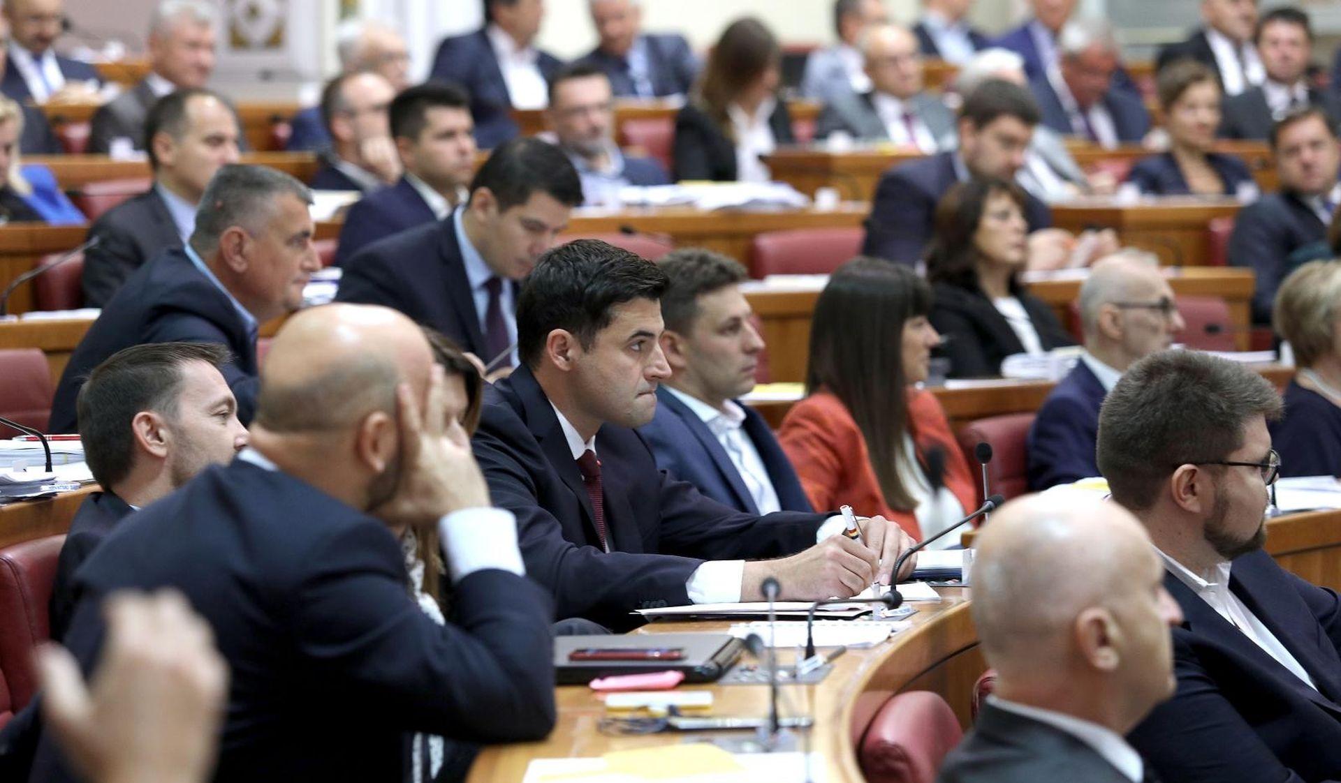 Sabor donio novi Zakon o zdravstvenoj zaštiti