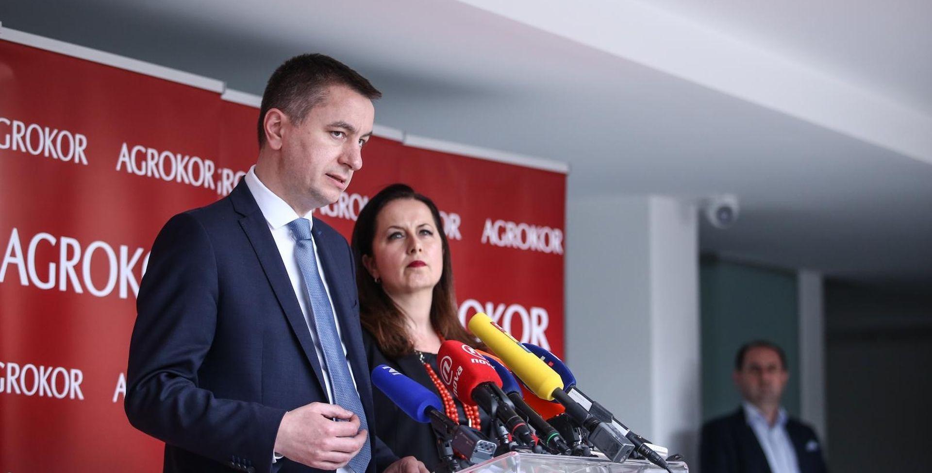 """PERUŠKO KOD PLENKOVIĆA """"Agrokor posluje bolje nego prije"""""""