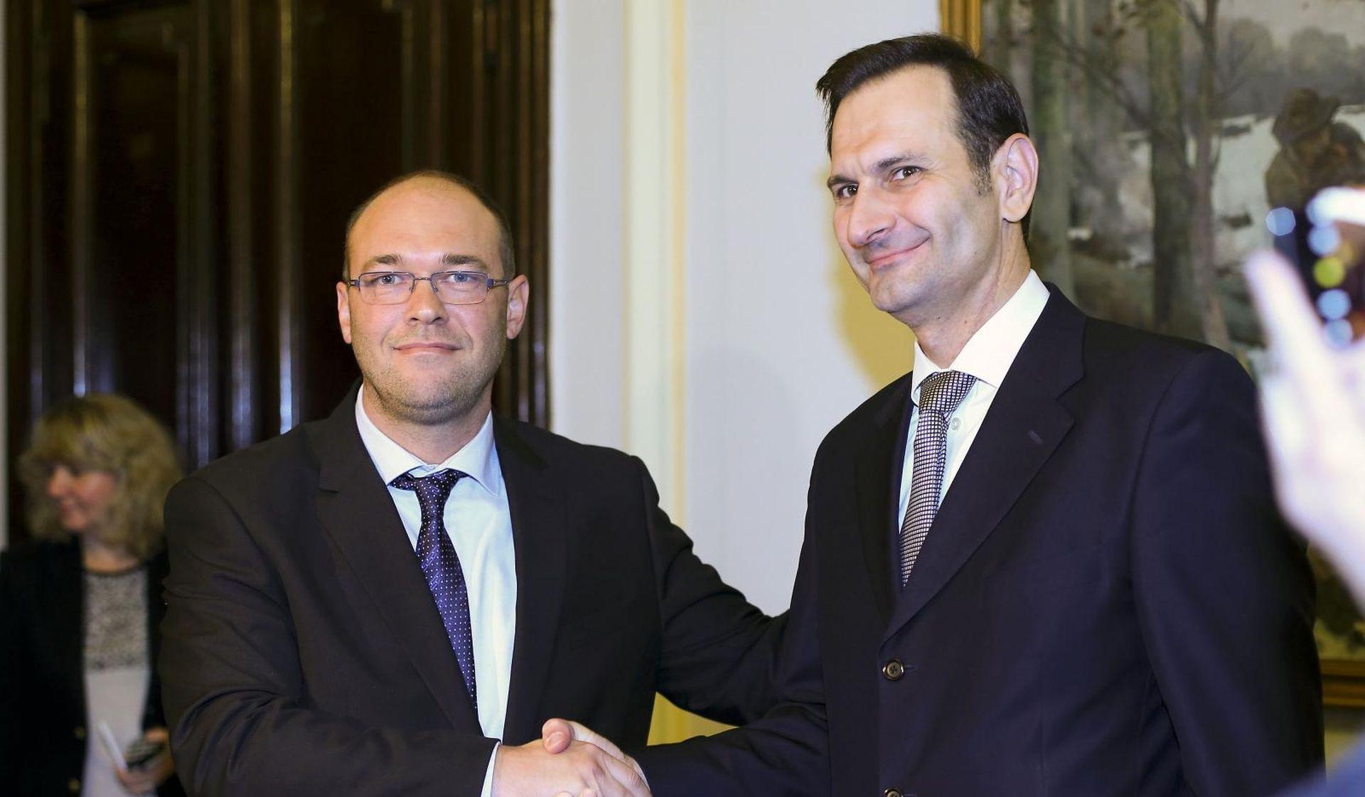 Novi obračuni unutar HDZ-a: prozivanja 'kukavica' koje nisu došle u Vukovar