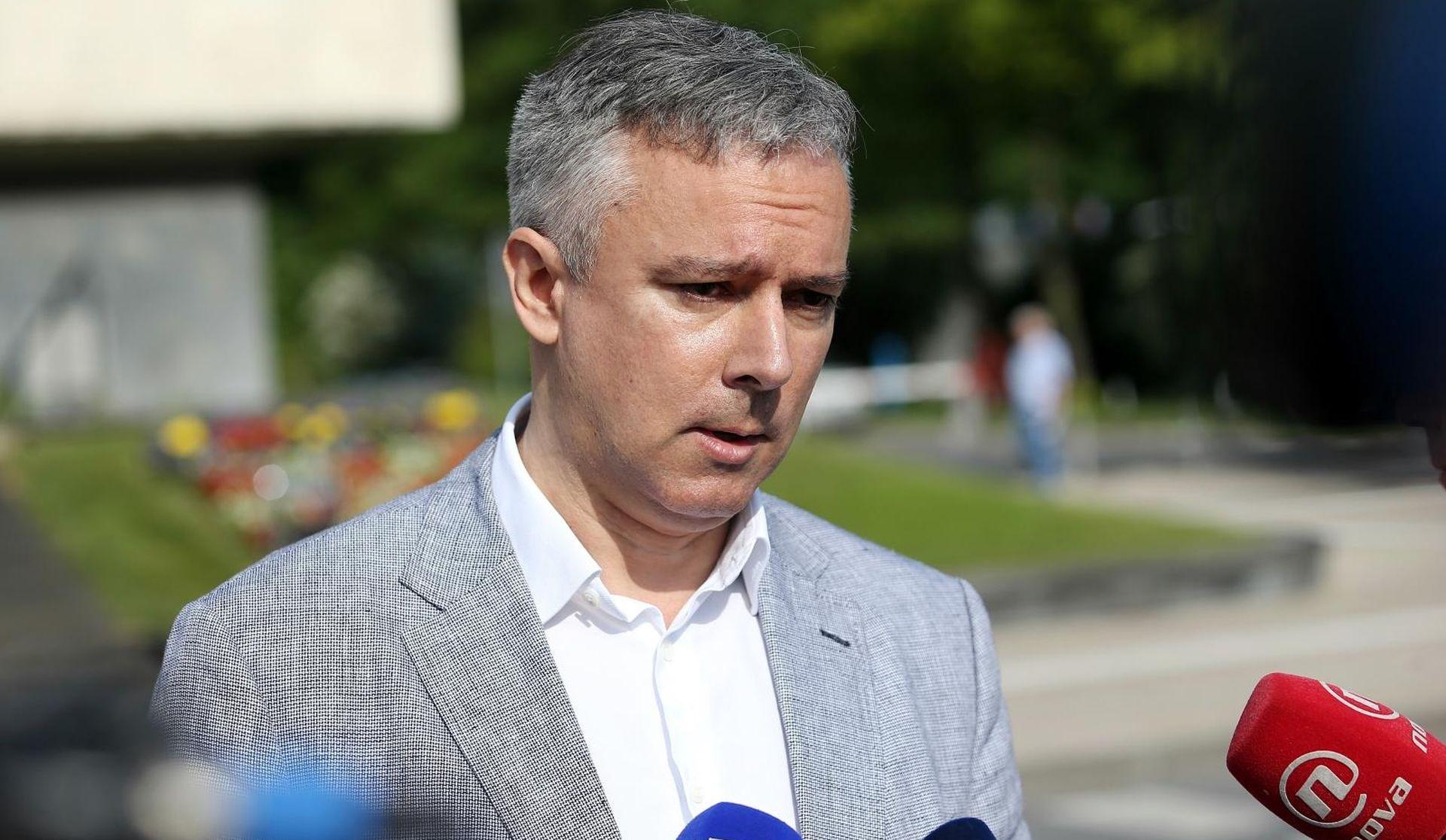 """KOSOR """"Uđe li Bandić u Vladu, mi izlazimo iz koalicije"""""""