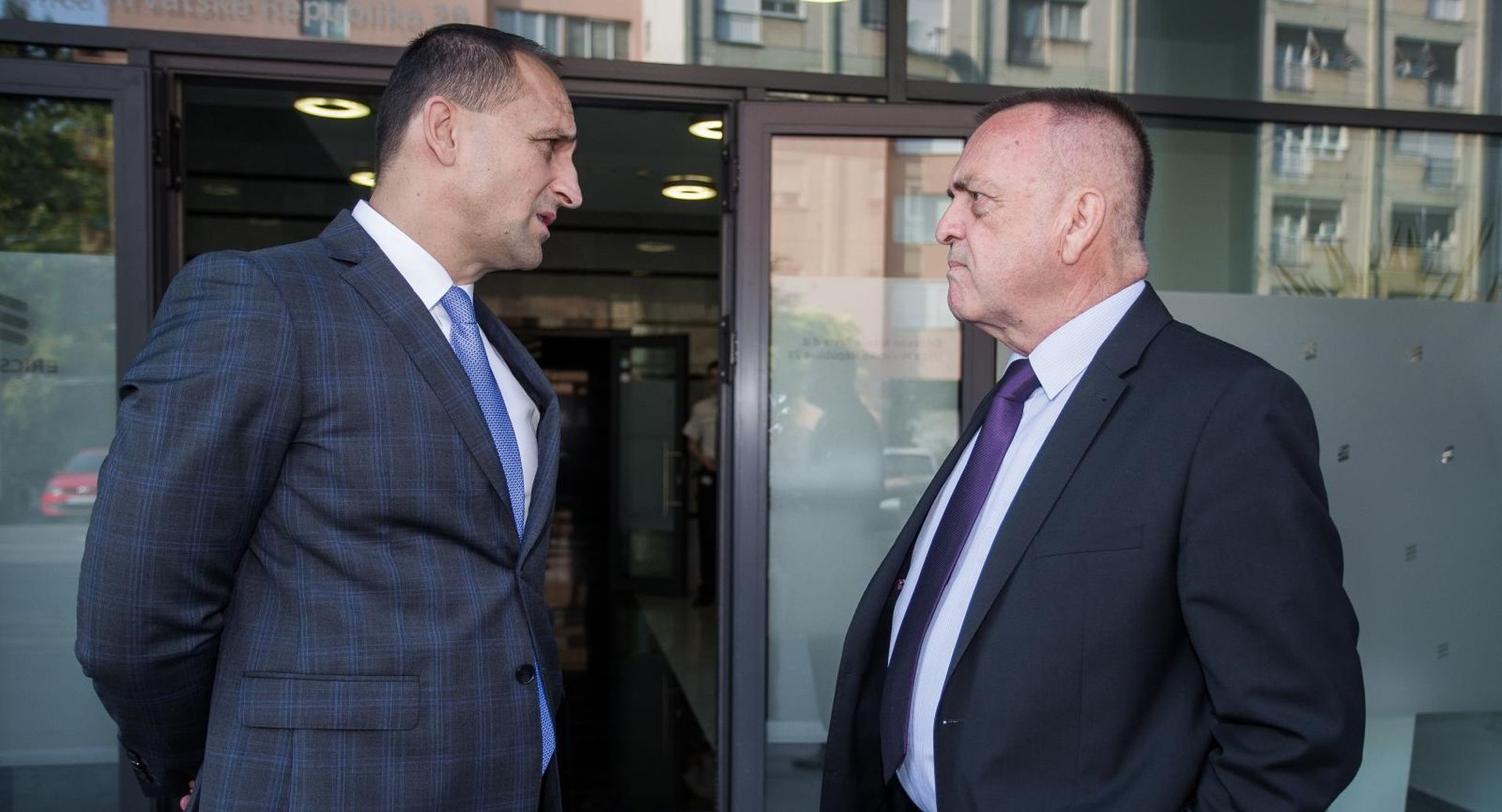Kandidatkinju za šeficu HNK u Osijeku 'gura' Milijan Brkić