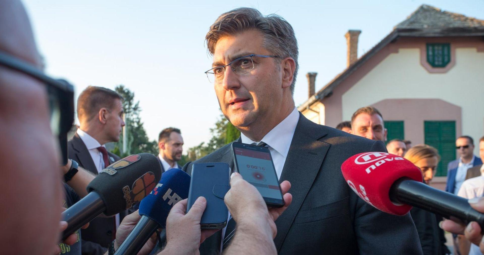 Plenković na skupu o strateškom dijalogu o zapadnom Balkanu
