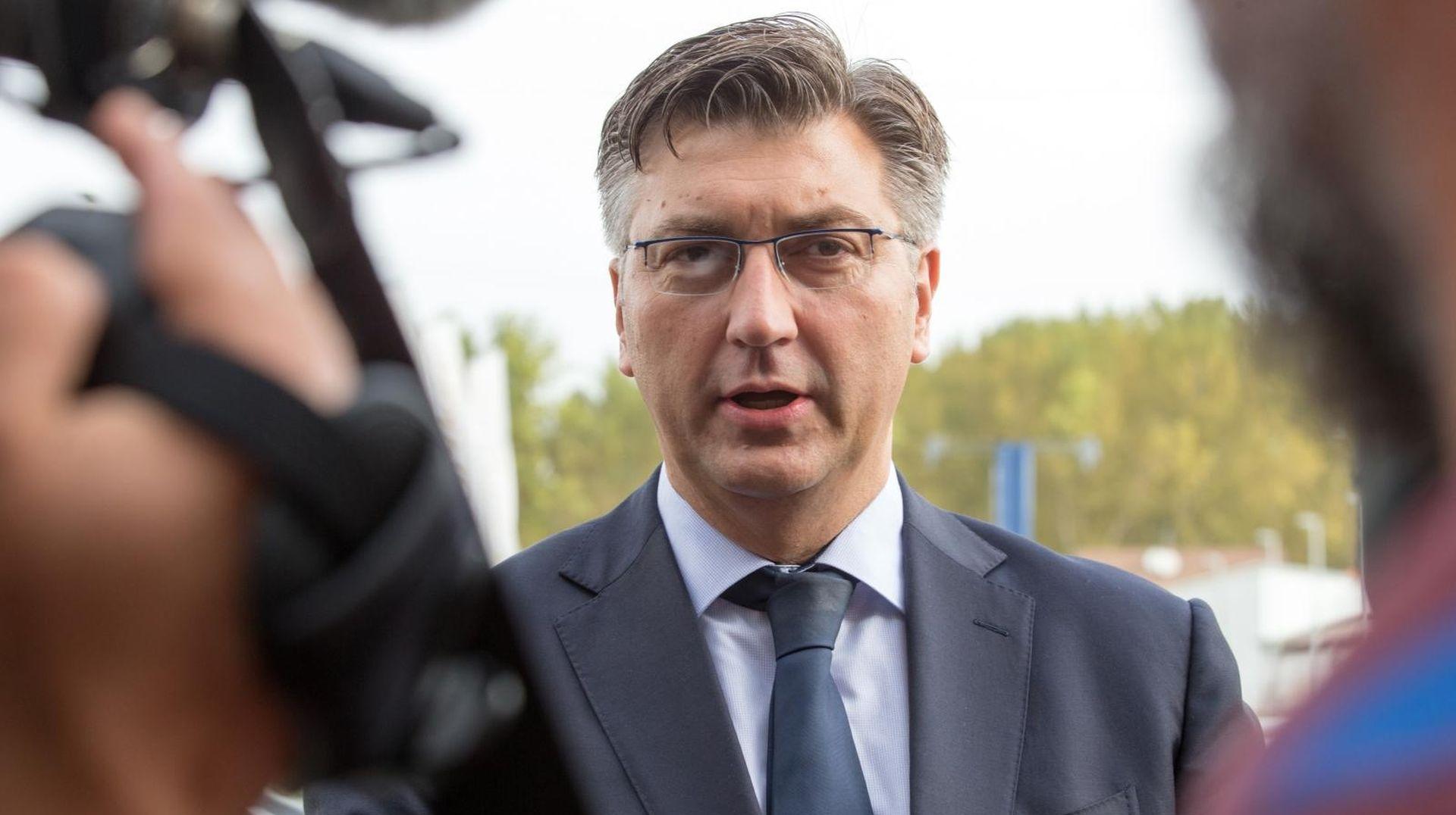 Plenković u Ženevi na sastanku Svjetskog gospodarskog foruma