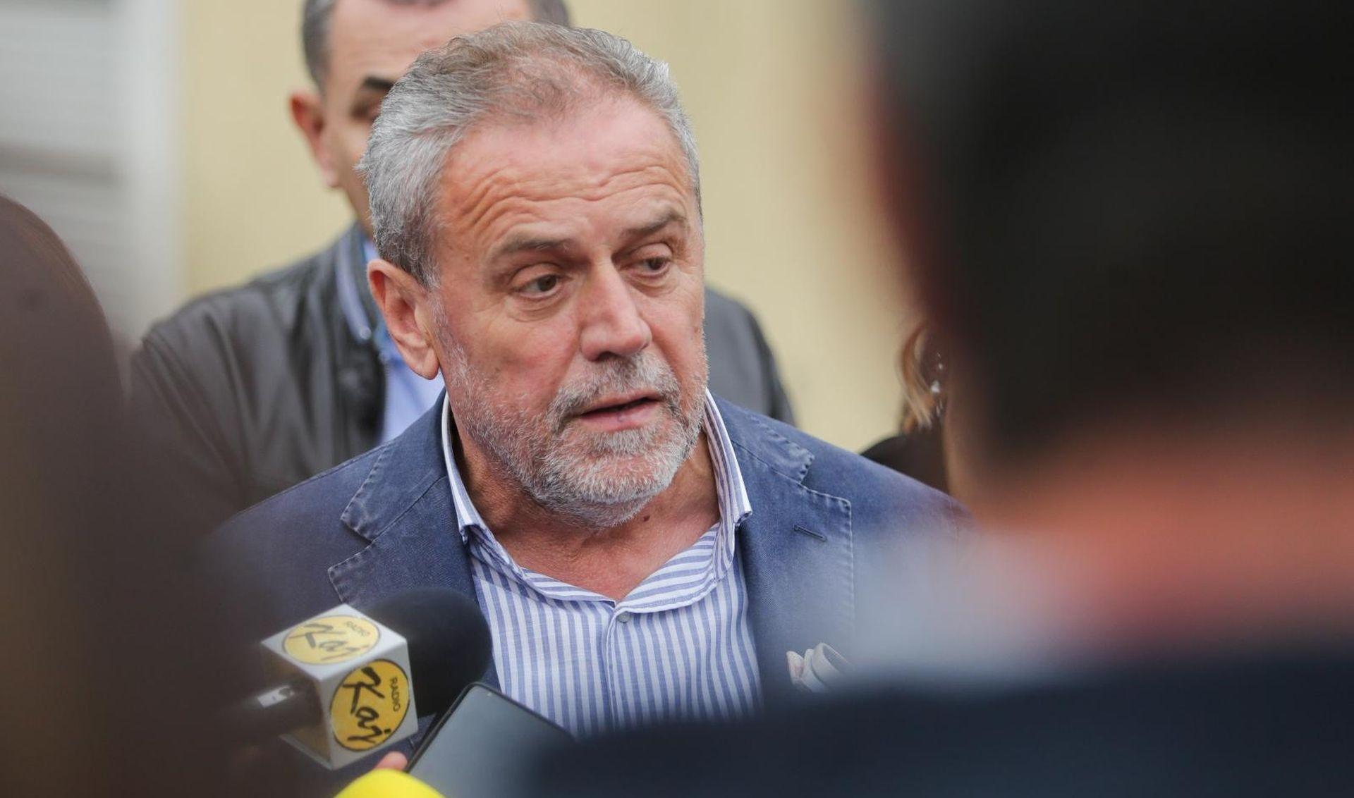 """IRONIČNI BANDIĆ """"Zbog prijetnje Kosora odustao sam od participacije u Vladi"""""""