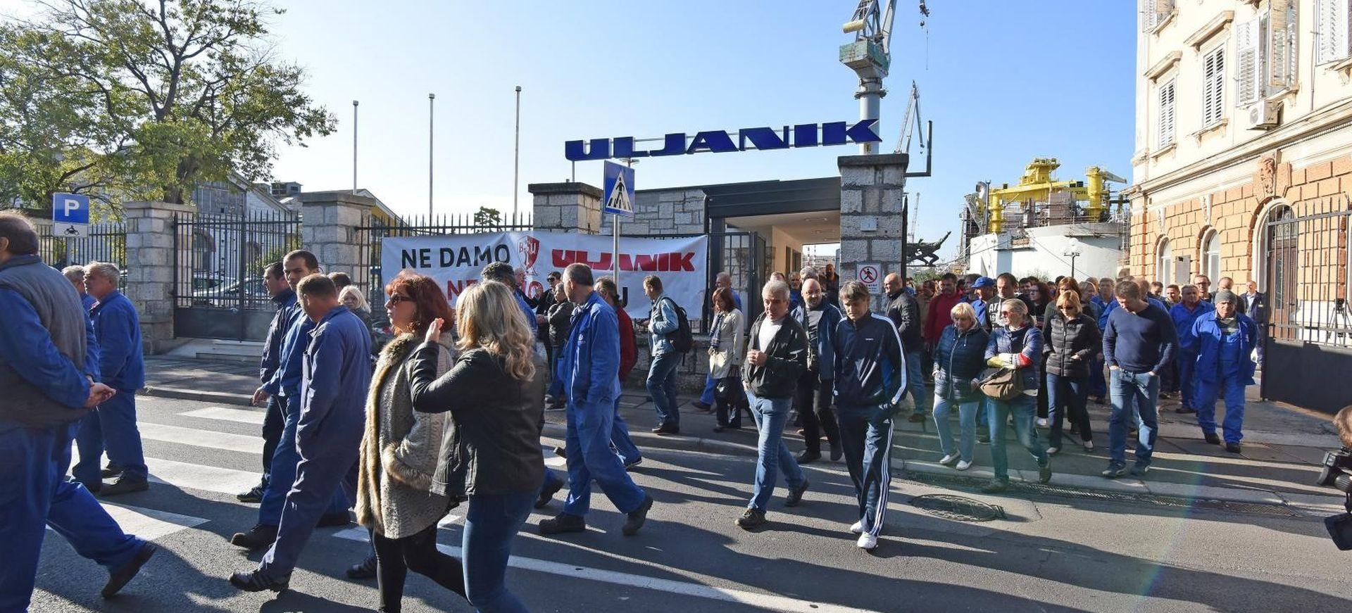 Nastavlja se štrajk u 3. maju i Uljaniku