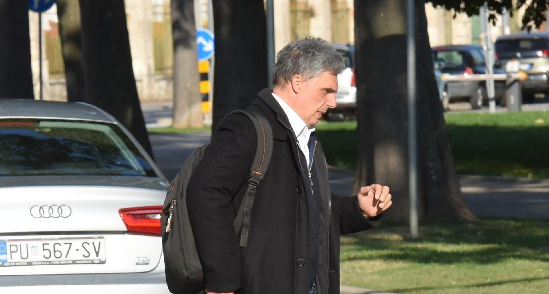 Član uprave Uljanika Denis Rabar podnio ostavku