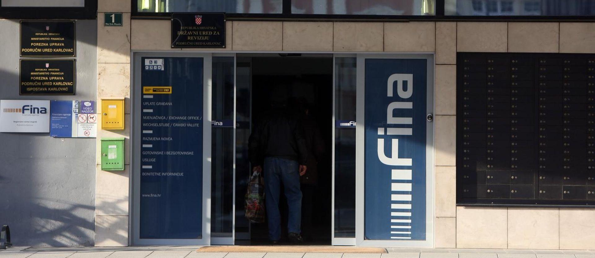 FINA Predstečajnu nagodbu dosad sklopilo 3.158 tvrtki