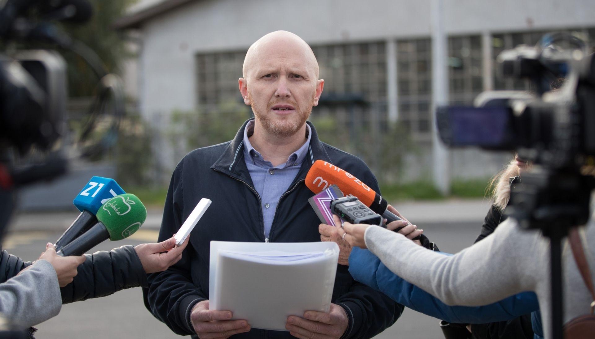 Renato Petek upozorio na probleme u radu ZET-a