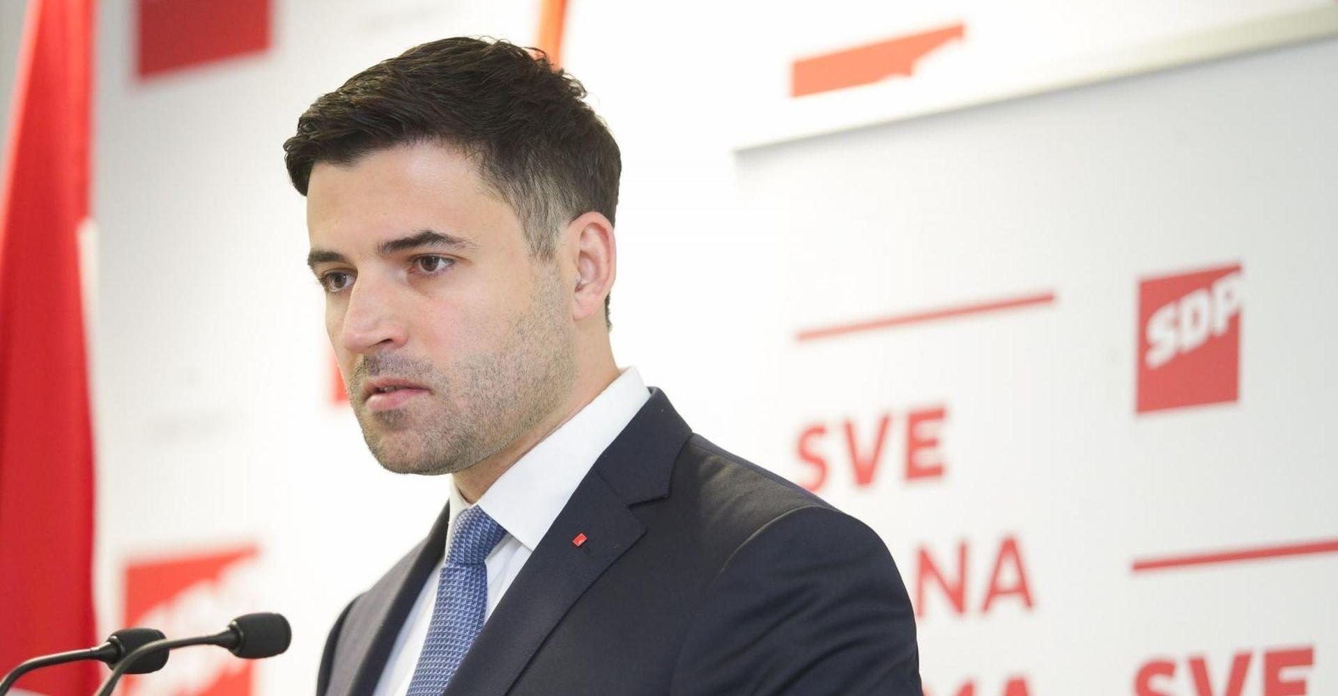 """BERNARDIĆ """"Rast plaća u Hrvatskoj je moguć, SDP ima plan"""""""