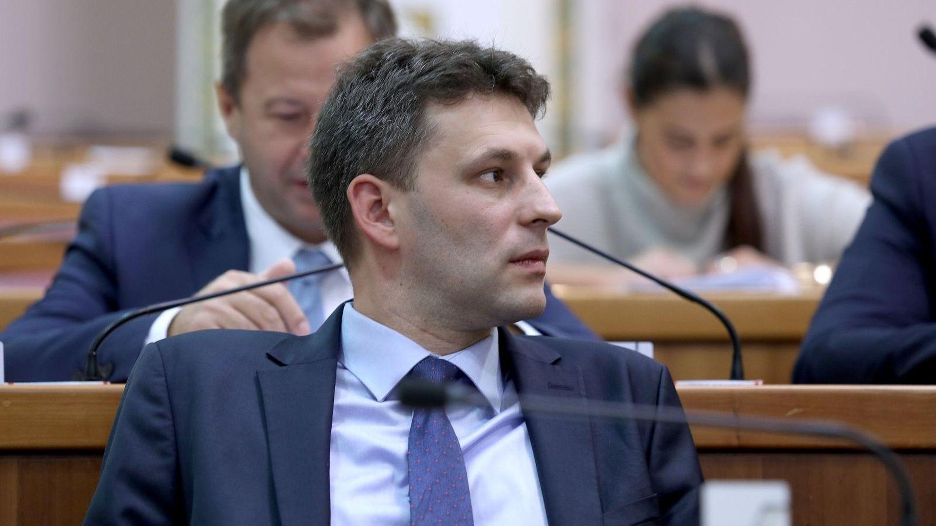 """PETROV """"Komšić ne smije biti primljen u Zagrebu"""""""