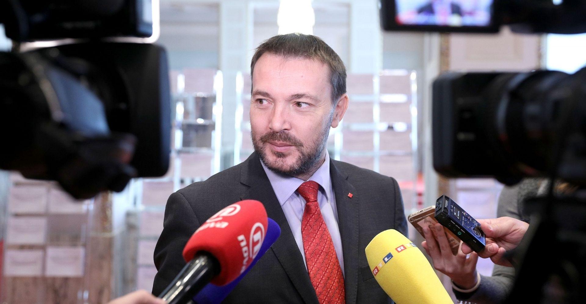 Bauk stao u zaštitu Ninčević Lesandrić