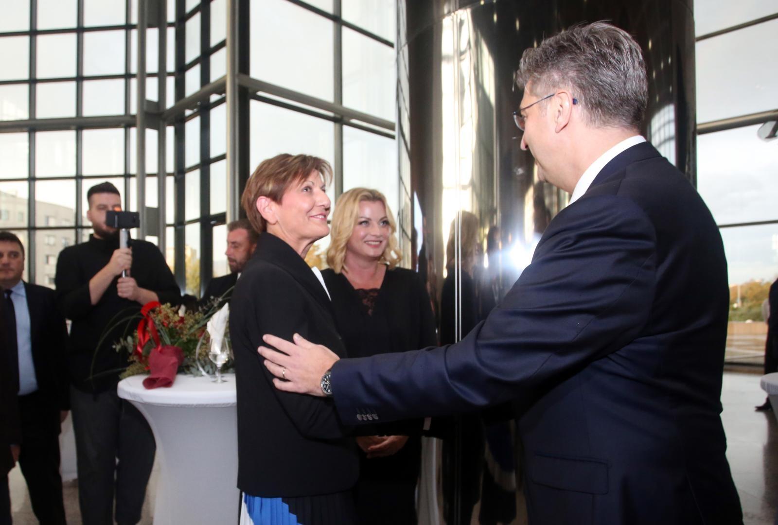 PLENKOVIĆ 'Vlada je pokazala svoju snagu u rješavanju problema Agrokor'