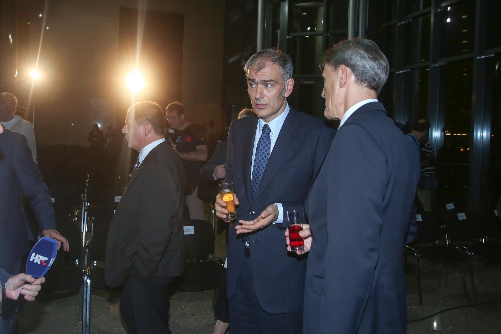 TEDESCHI 'Dalić je imala pozitivnu i krucijalnu ulogu u spašavanju Agrokora'