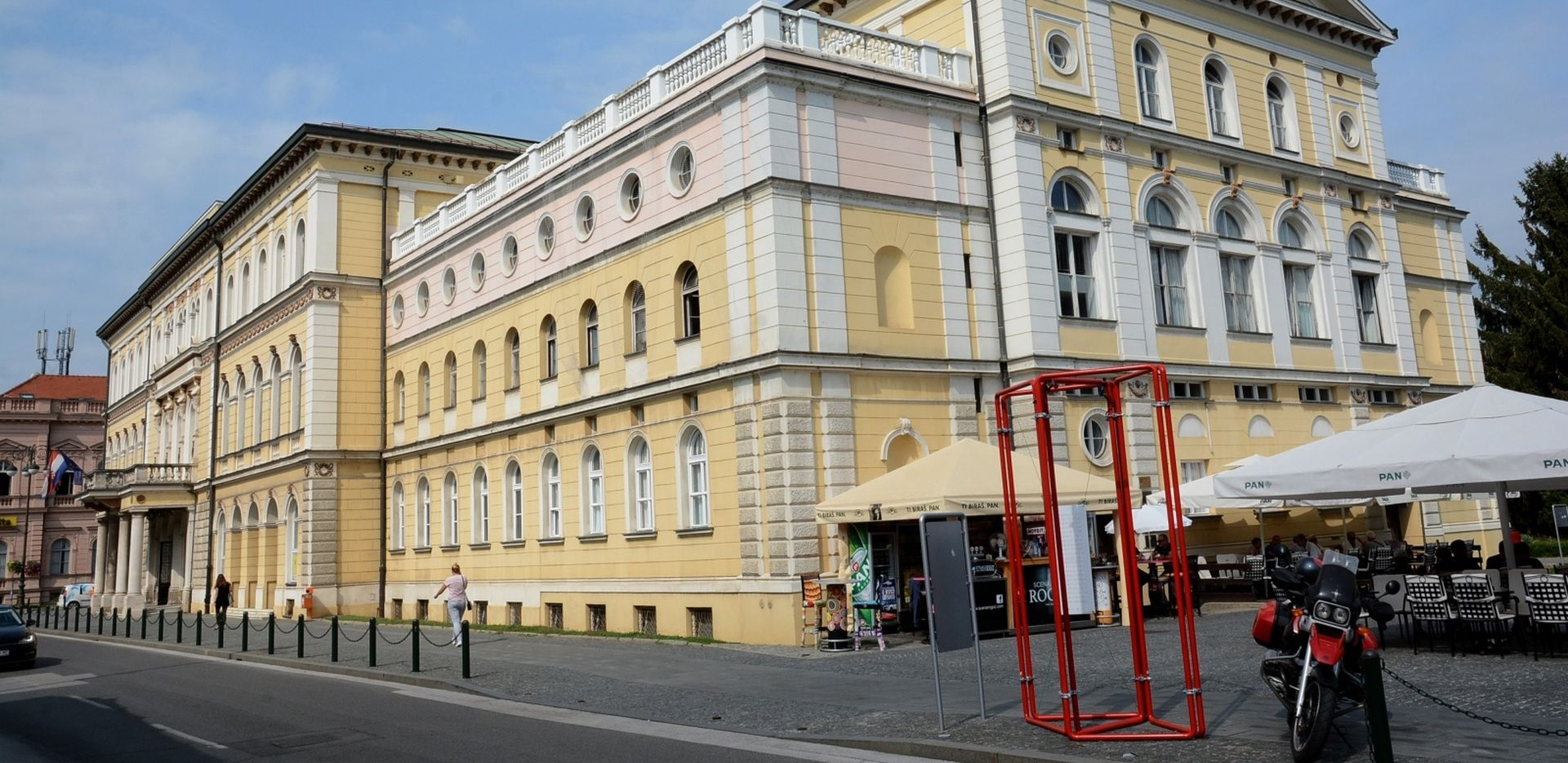 Obnovljena Velika koncertna dvorana varaždinkog HNK-a