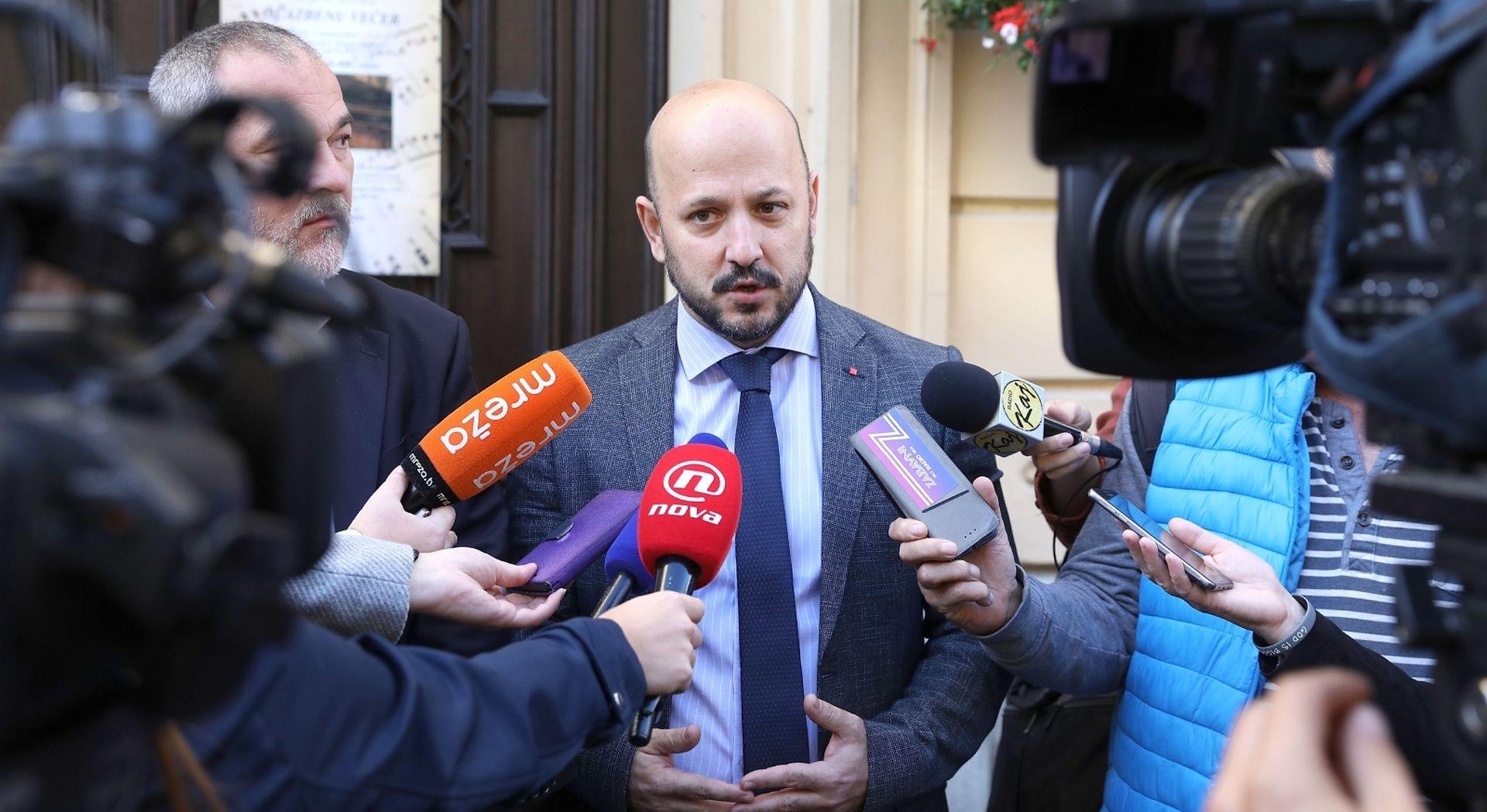"""MARAS """"Skupština pod dojmom Bandićeve političke trgovine"""""""