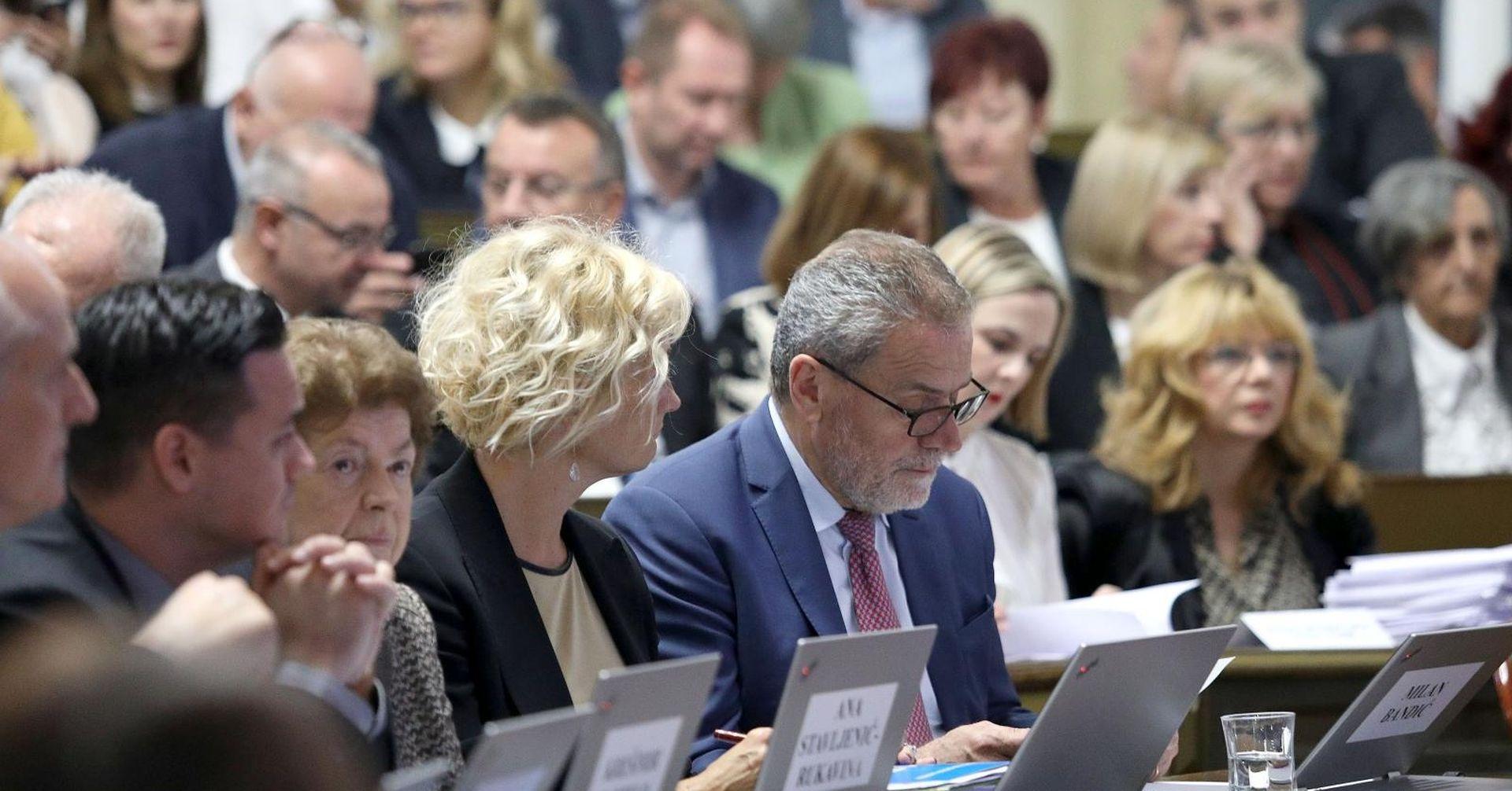 Skupština većinom glasova prihvatila izmjenu Statuta Grada Zagreba