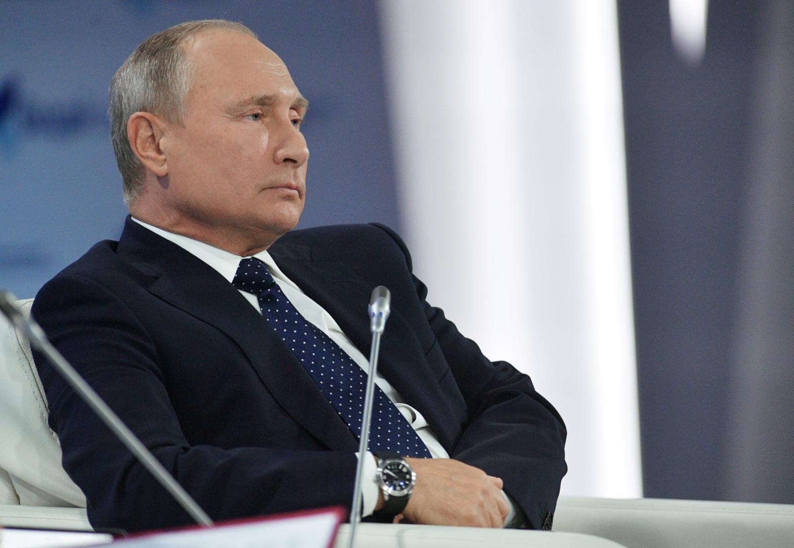 Putin potpisao uredbu o sankcijama protiv Ukrajine