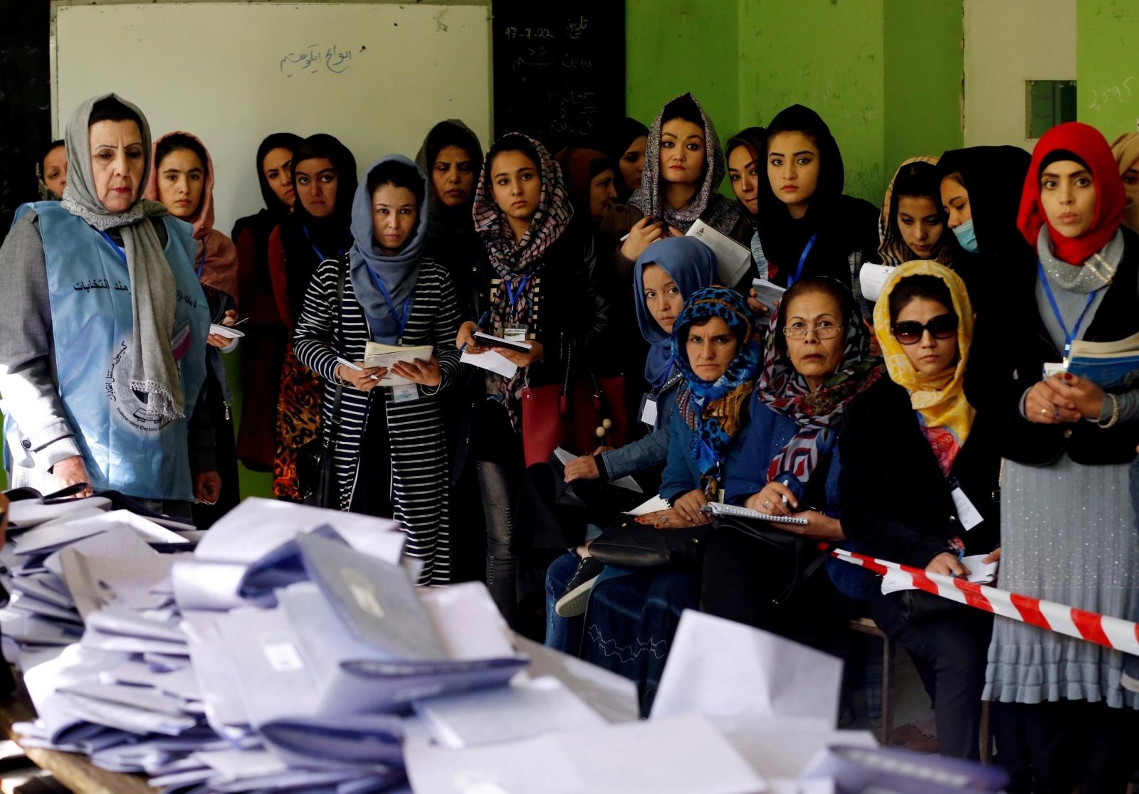 AFGANISTAN 148 izbornih mjesta ostalo zatvoreno i u nedjelju