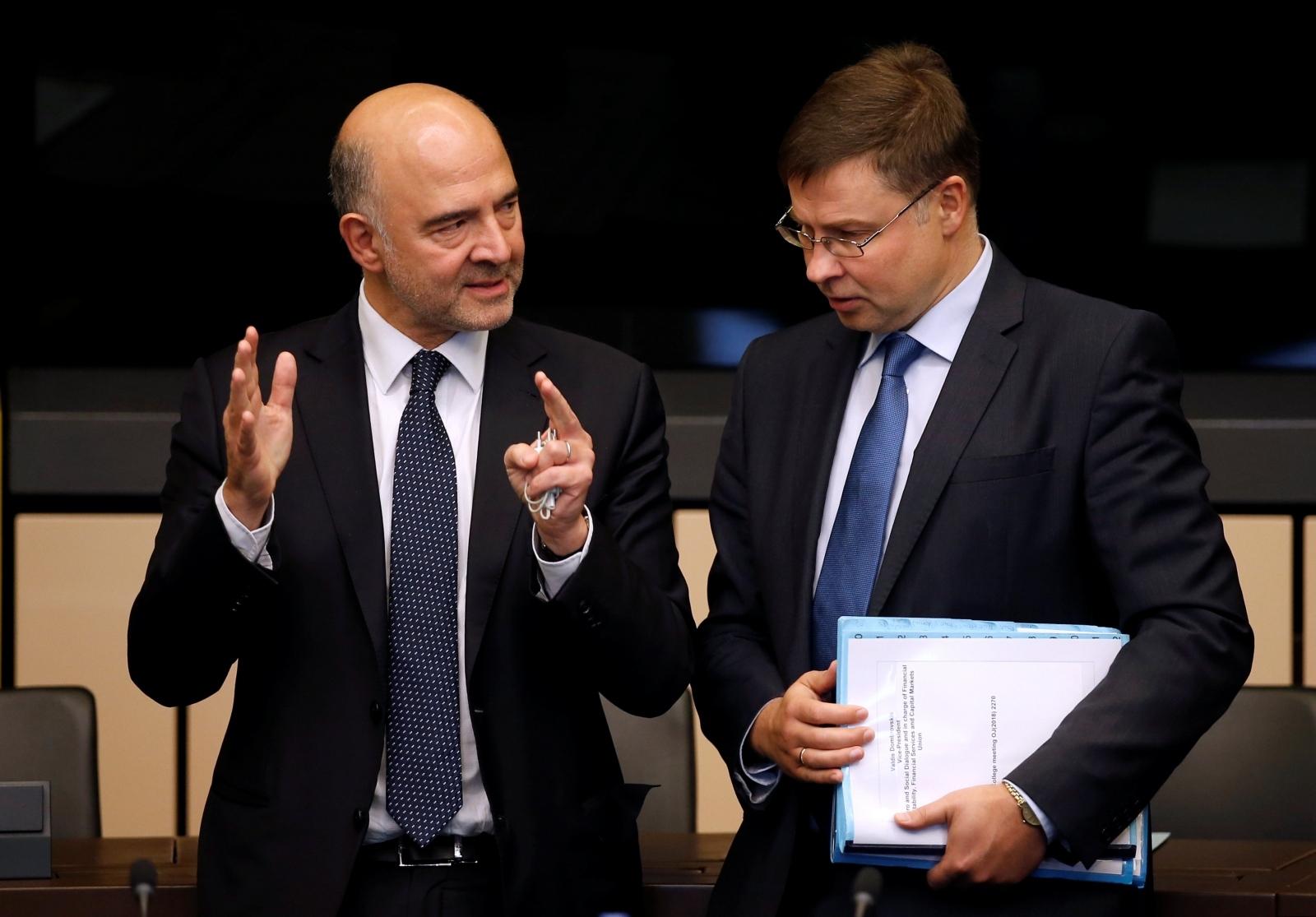 Europska komisija odbacila talijanski prijedlog proračuna za 2019.