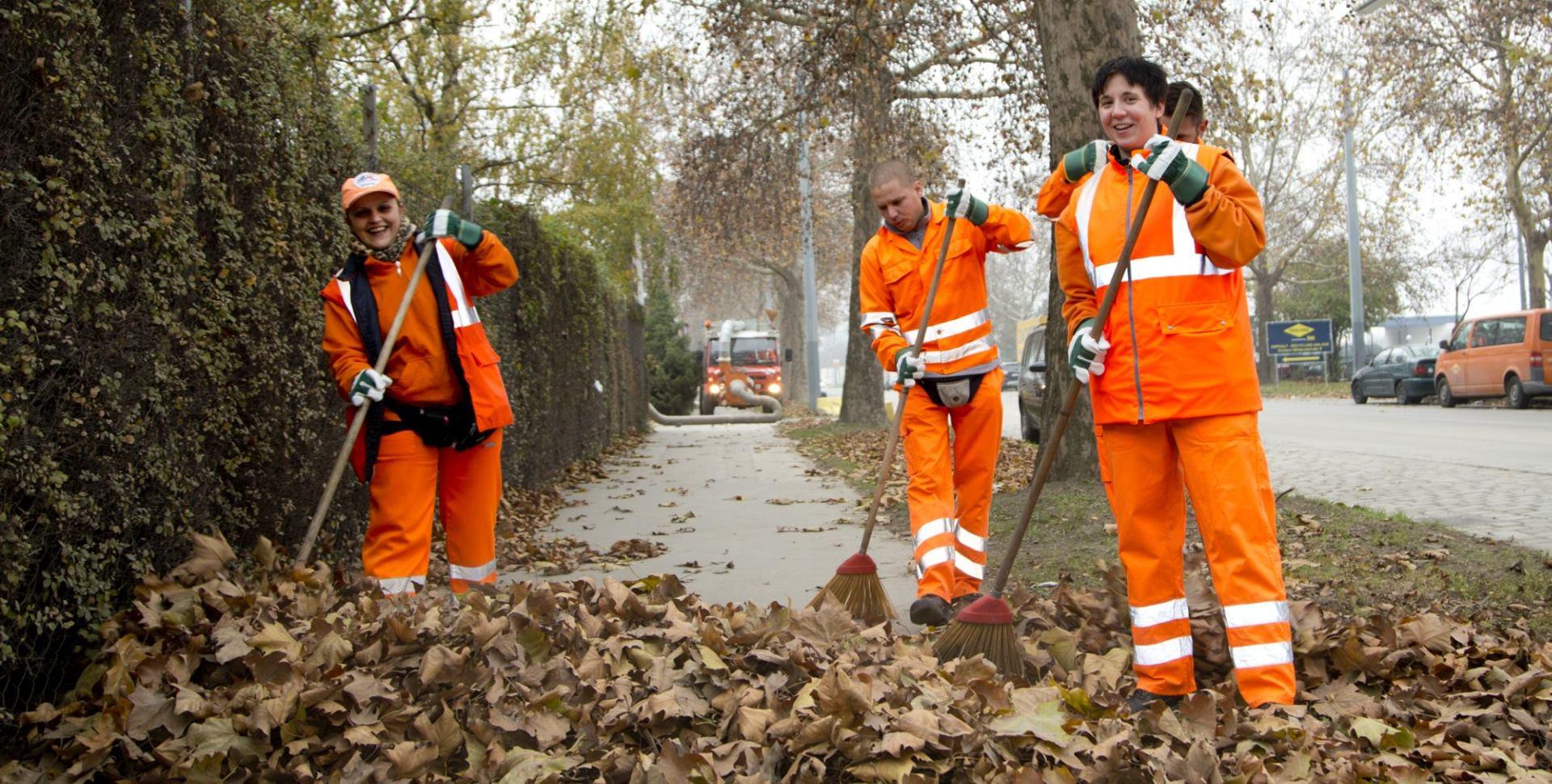 Beč godišnje prikupi sto tisuća tona biootpada