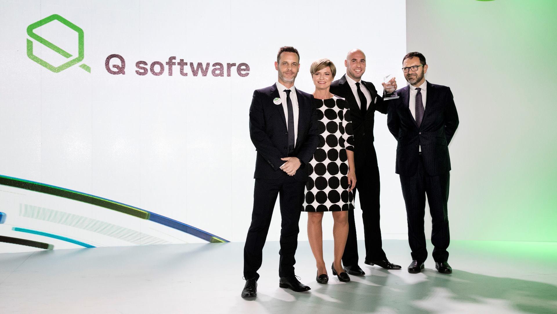 Hrvatska tvrtka Q Software treća je najbrže rastuća tehnološka tvrtka u Središnjoj Europi