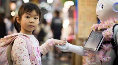 VIDEO: Robot kao umjetnička instalacija