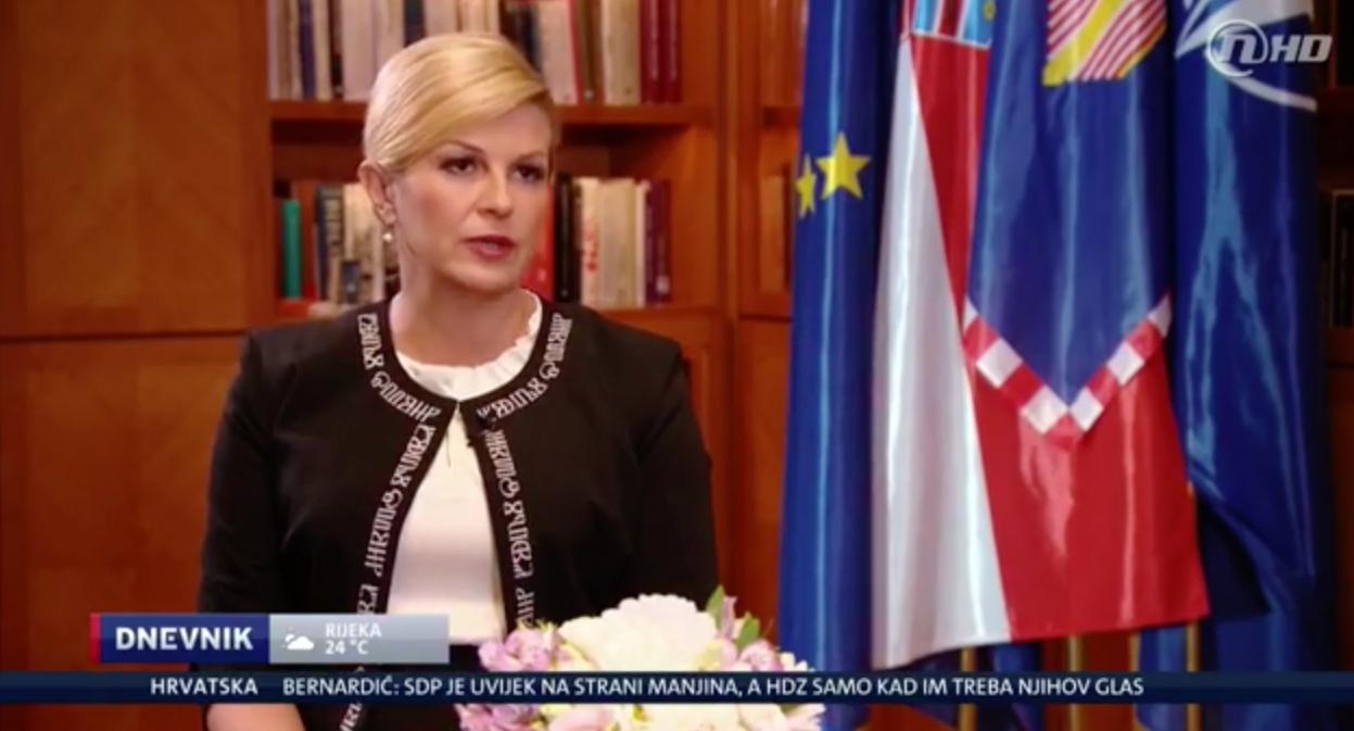 GRABAR-KITAROVIĆ 'Brkić nije tražio moju zaštitu'