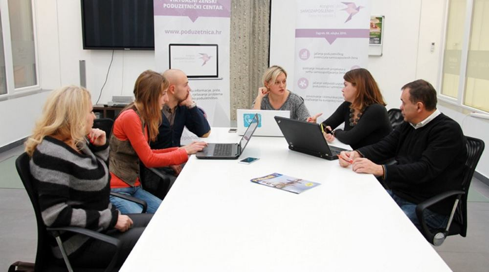 Virtualni ženski poduzetnički centar pokrenuo Savjetodavku