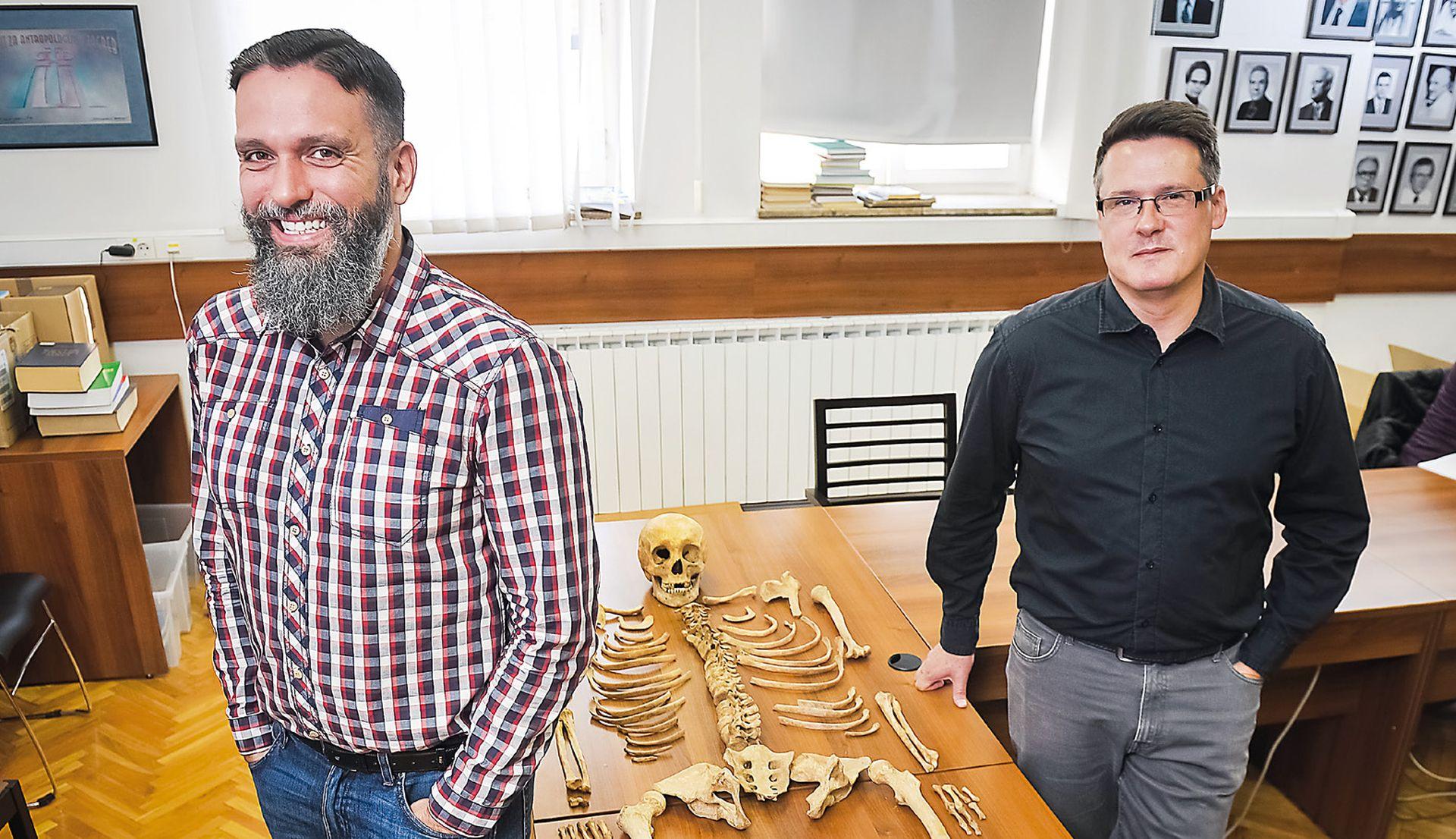 Pronađen kostur Talijanke udane za hrvatskog plemića
