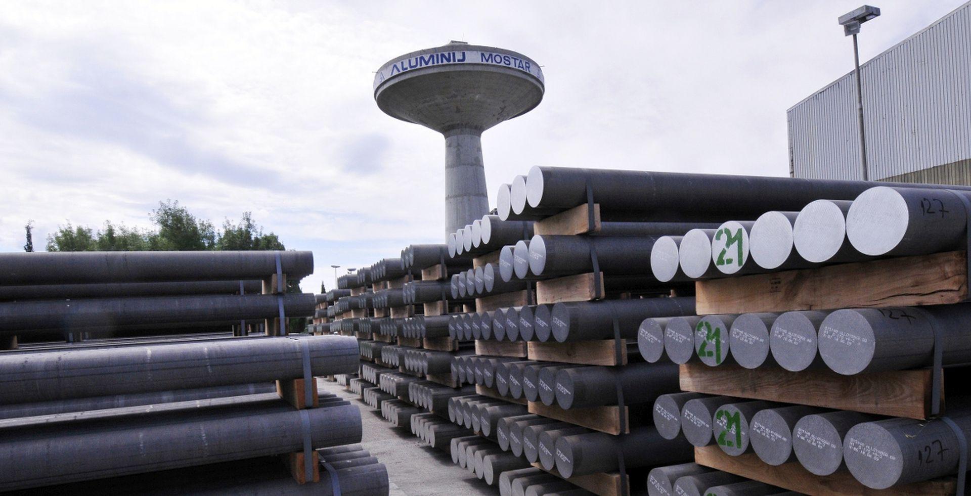 Mostar: Aluminij pokreće stečaj, radnici prozivaju politiku