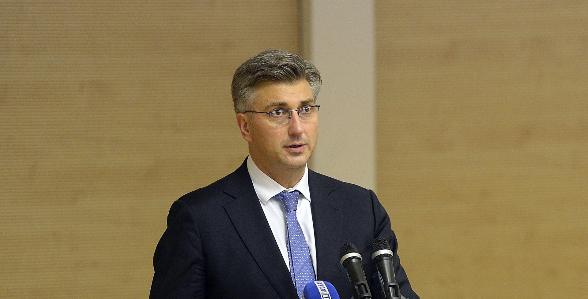 """PLENKOVIĆ """"Hrvatska na ključnom migrantskom putu"""""""