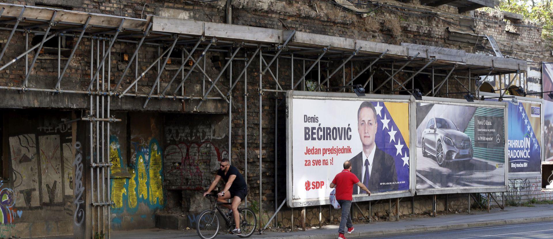 """""""Možda da se BiH priključi Turskoj i Saudijskoj Arabiji, a ne EU"""""""