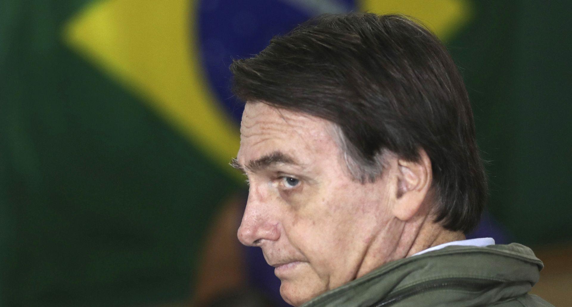Bolsonaro favorit na brazilskim izborima