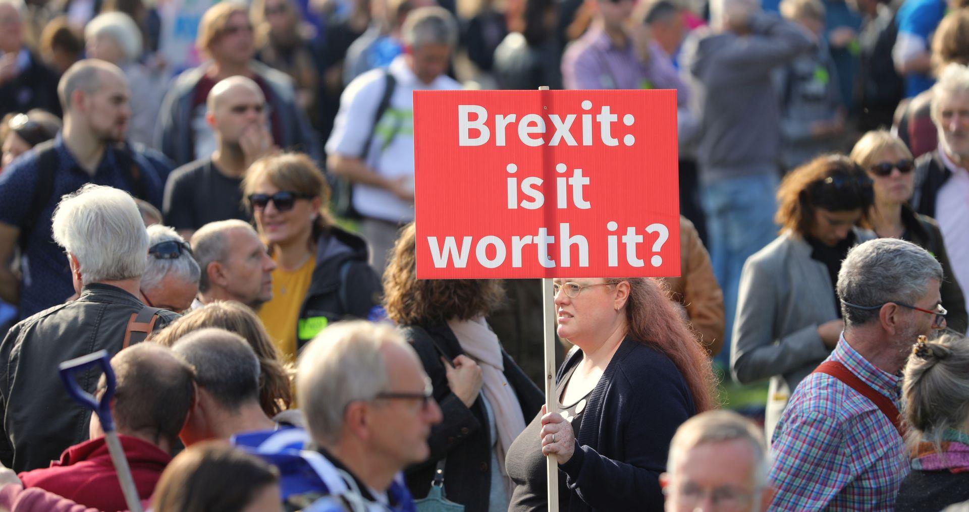 LONDON 700 tisuća ljudi marširalo za ostanak u EU