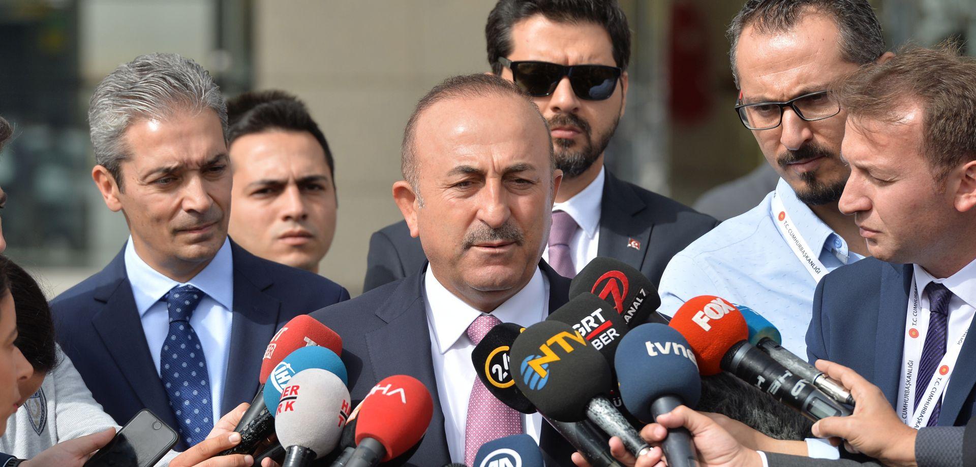 """TURSKA """"Otvorena pitanja za Rijad"""""""